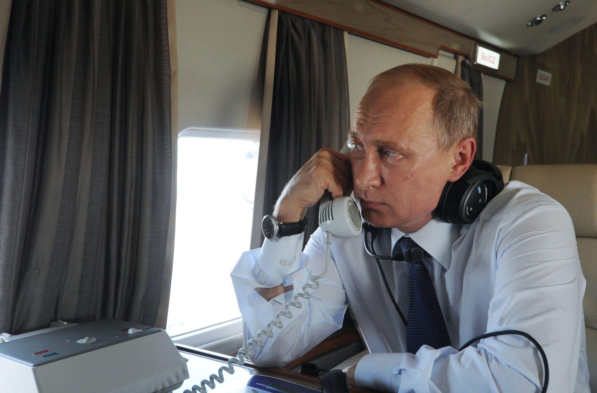 VUČIĆEVO PRIZNANJE: Kupujemo oružje od Putina