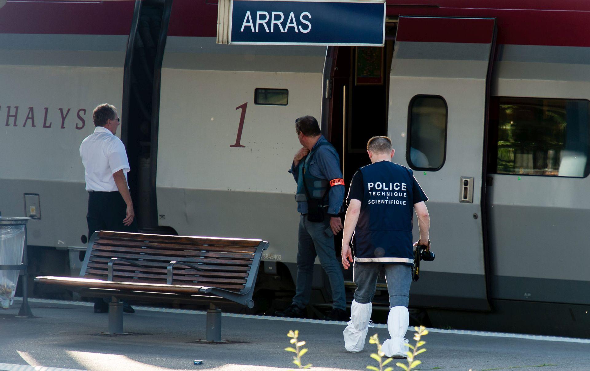 Odvjetnica naoružanog 26-godišnjeg Marokanca: Napadač iz vlaka želio opljačkati putnike