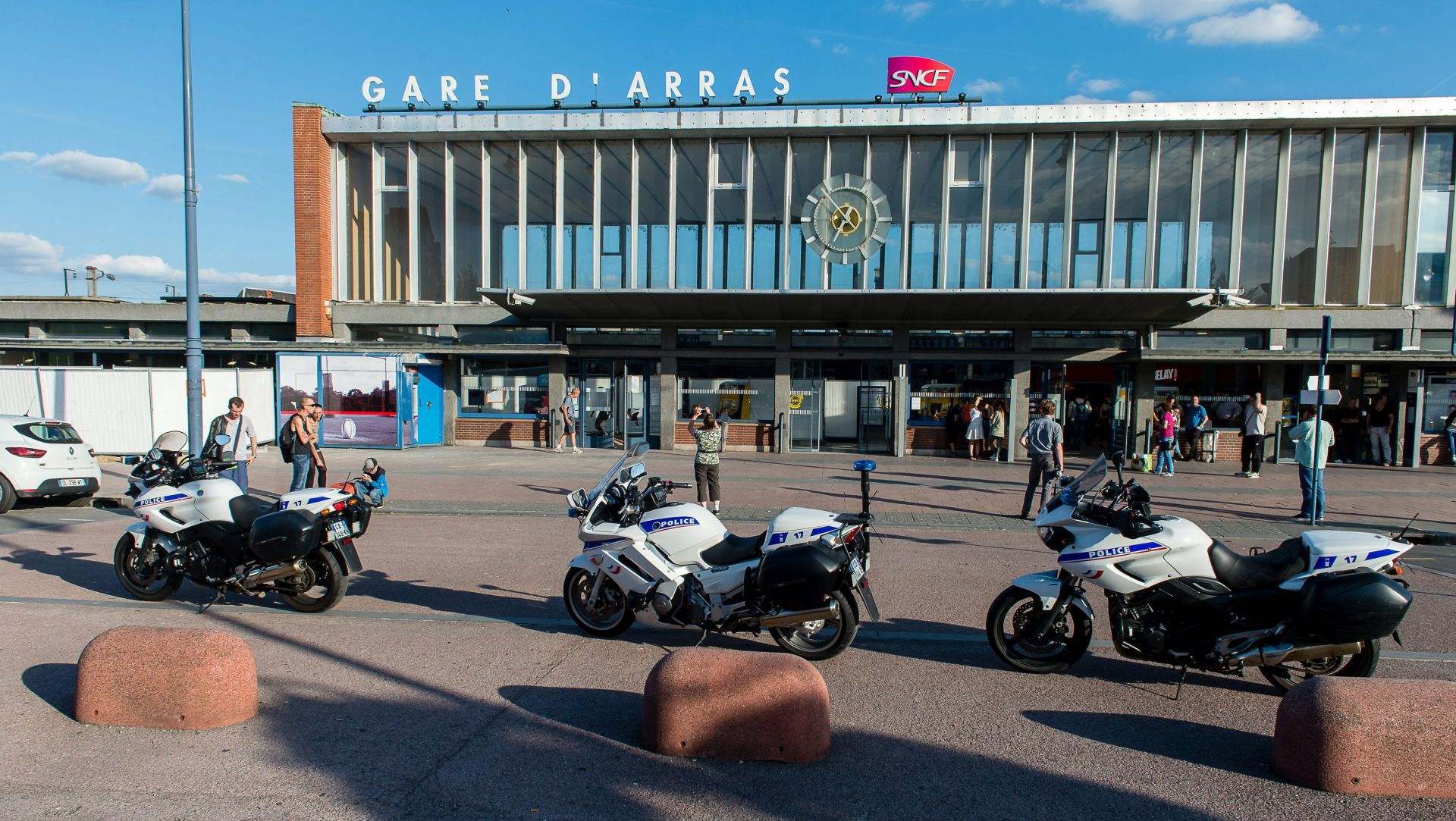 FRANCUSKI TUŽITELJ Napad na vlak Thalys povezan s terorizmom