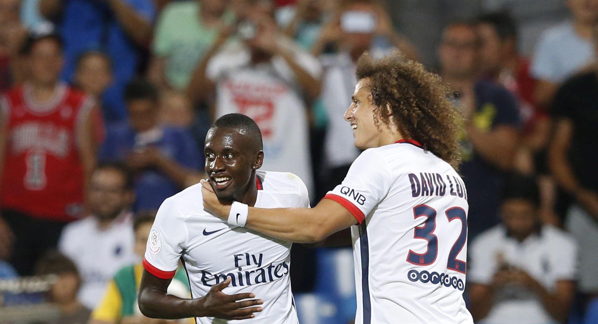 VIDEO: PSG I DALJE STOPOSTOTAN Matuidi srušio Montpellier