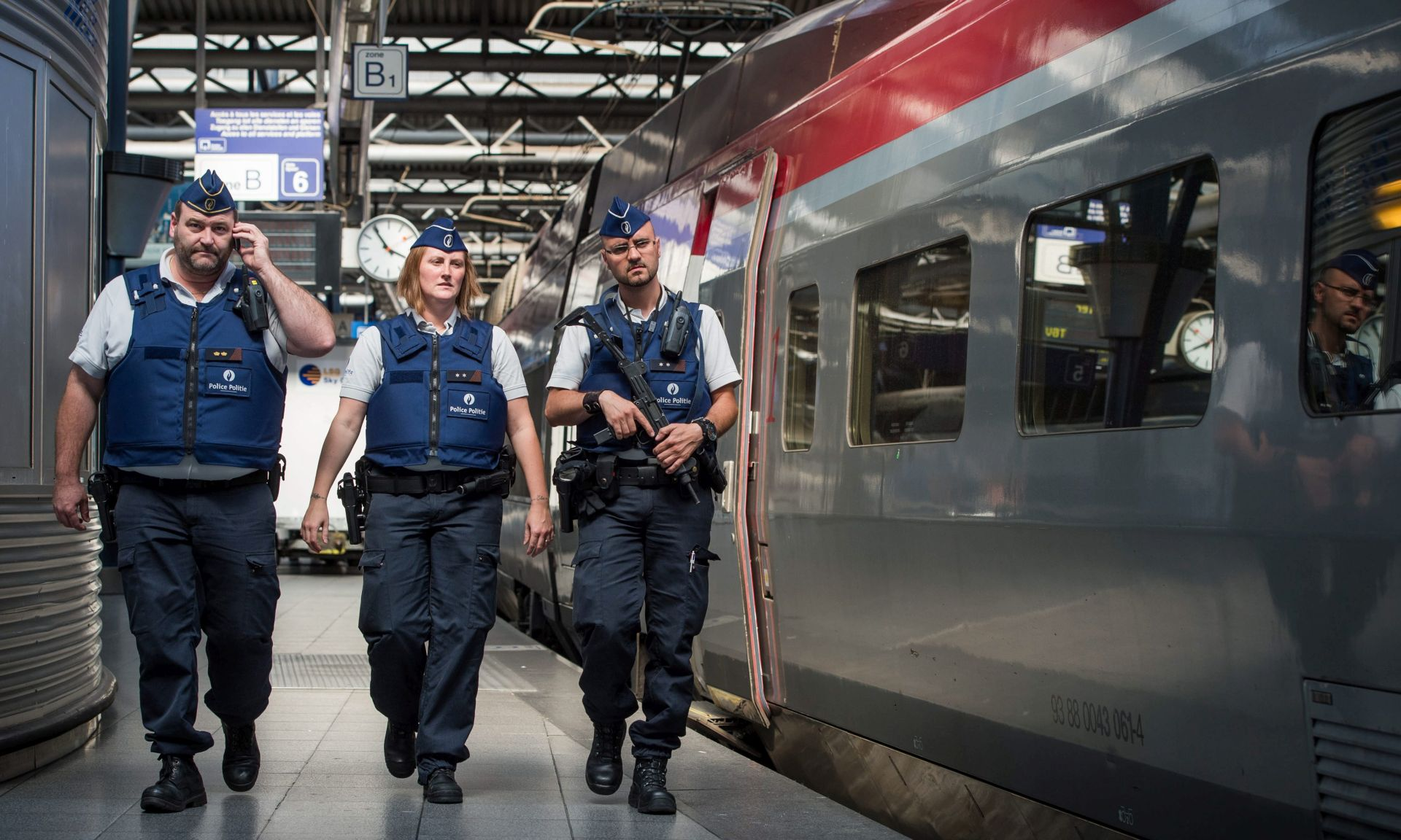 Napadač u francuskom vlaku identificiran kao islamistički militant