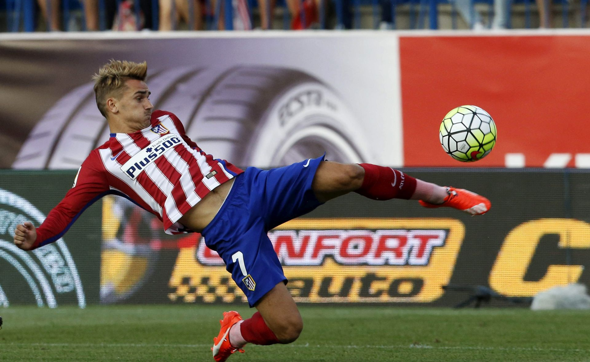 VIDEO: GRIEZMANN STRIJELAC Atletico kod kuće minimalno protiv Las Palmasa
