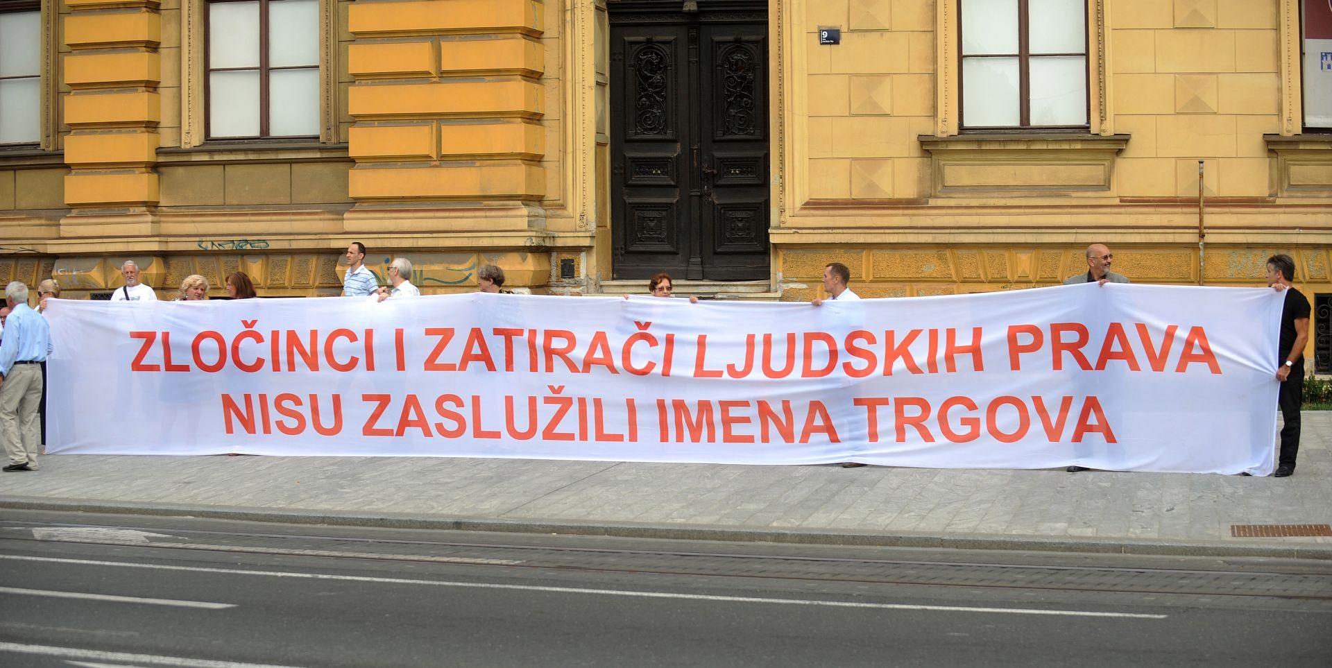 """""""Krug za Trg"""": U Hrvatskoj se ne pokazuje odlučnost u osudi komunističkog režima"""