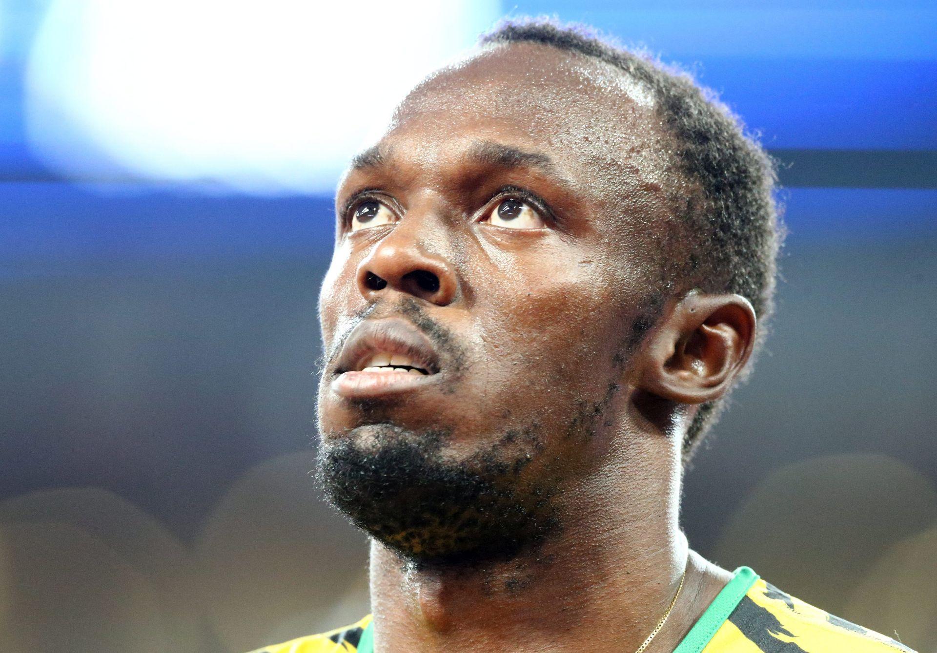VIDEO: I DALJE NAJBRŽI Usain Bolt sa 9.79 svjetski prvak,Gaitlin zaostao samo stotinku