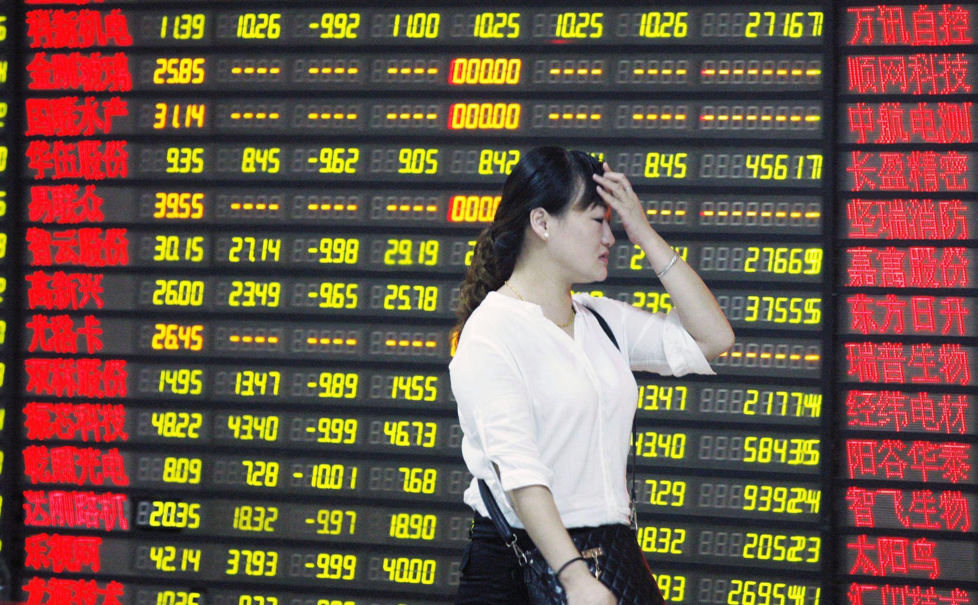 IZ LONDONA I BERLINA PORUČUJU Posustajanje u Kini neće značajnije pogoditi Europu