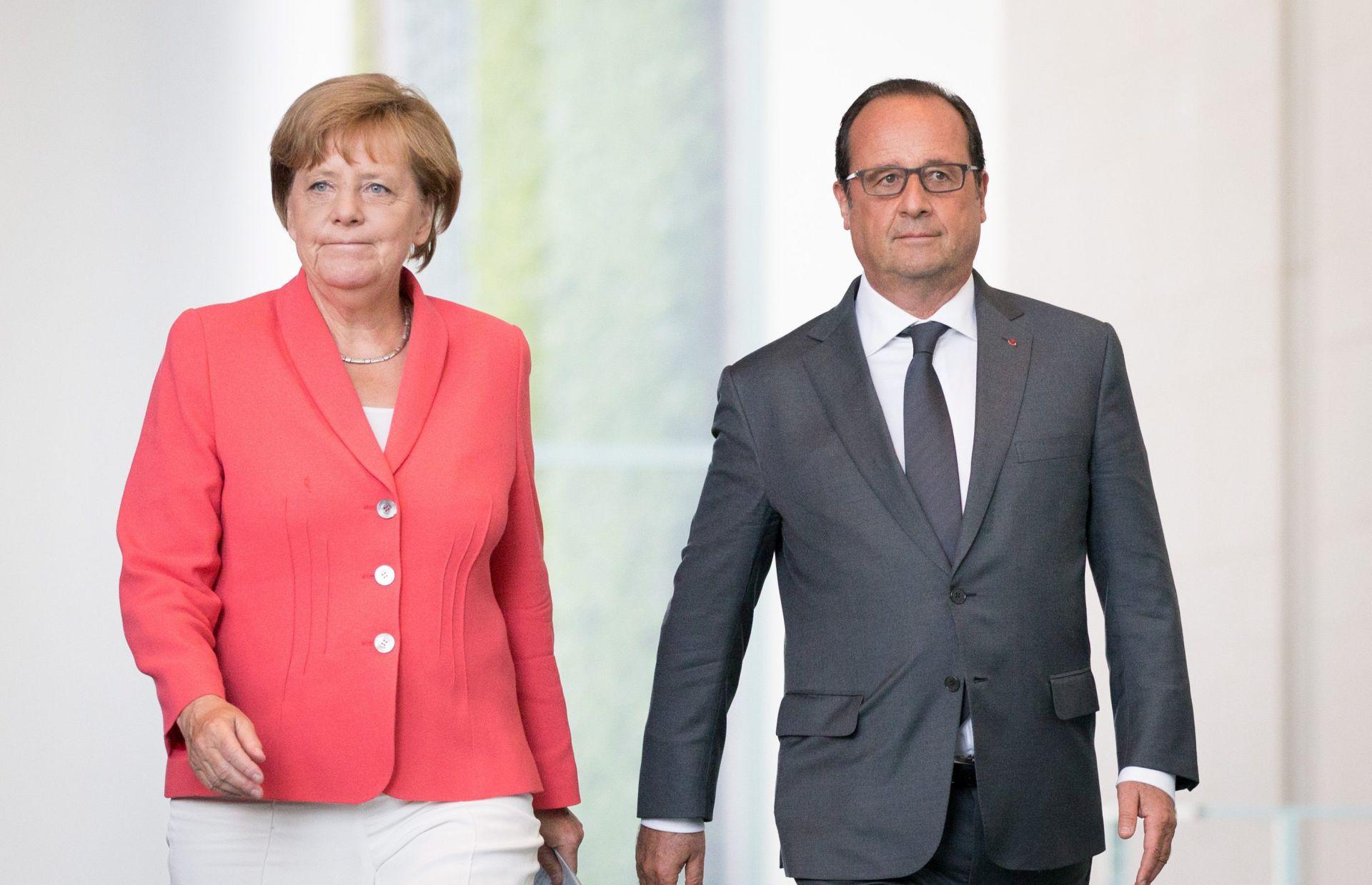 IZBJEGLIČKA KRIZA Hollande i Merkel traže ujednačen odgovor Europe