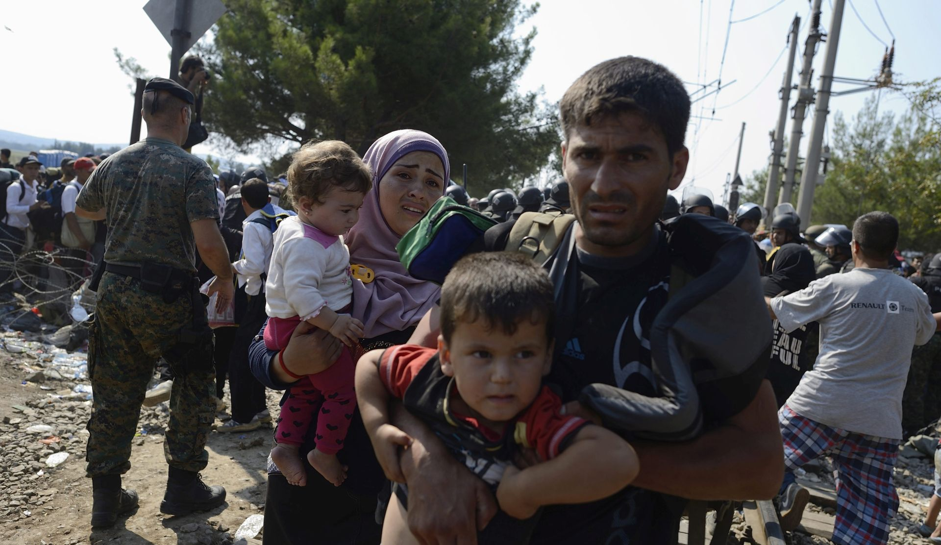 Steinmeier i Kurz: Balkan mora preuzeti odgovornost za pitanje migranata
