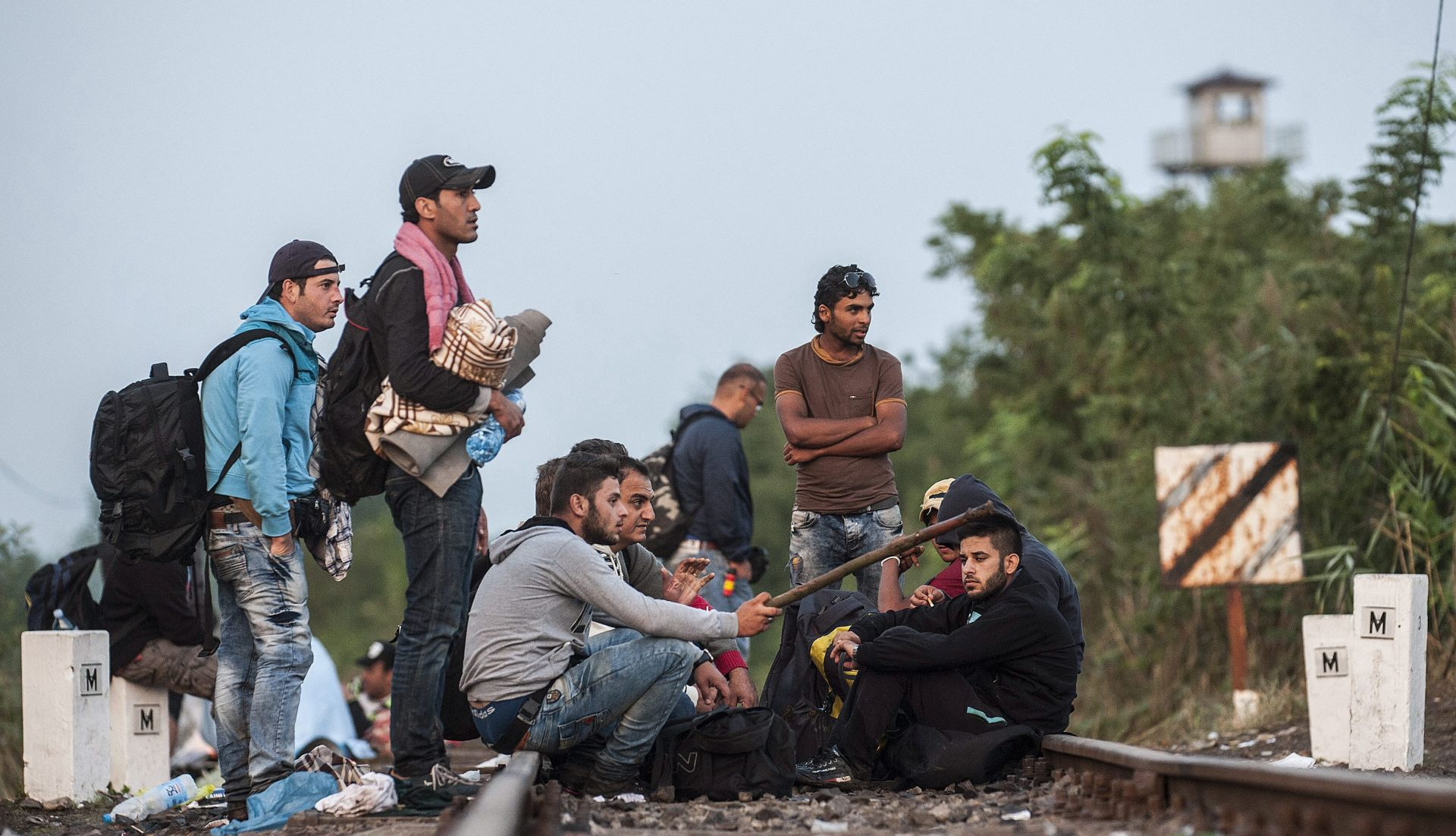 Broj izbjeglica koji dolaze u Mađarsku i dalje rekordno visok