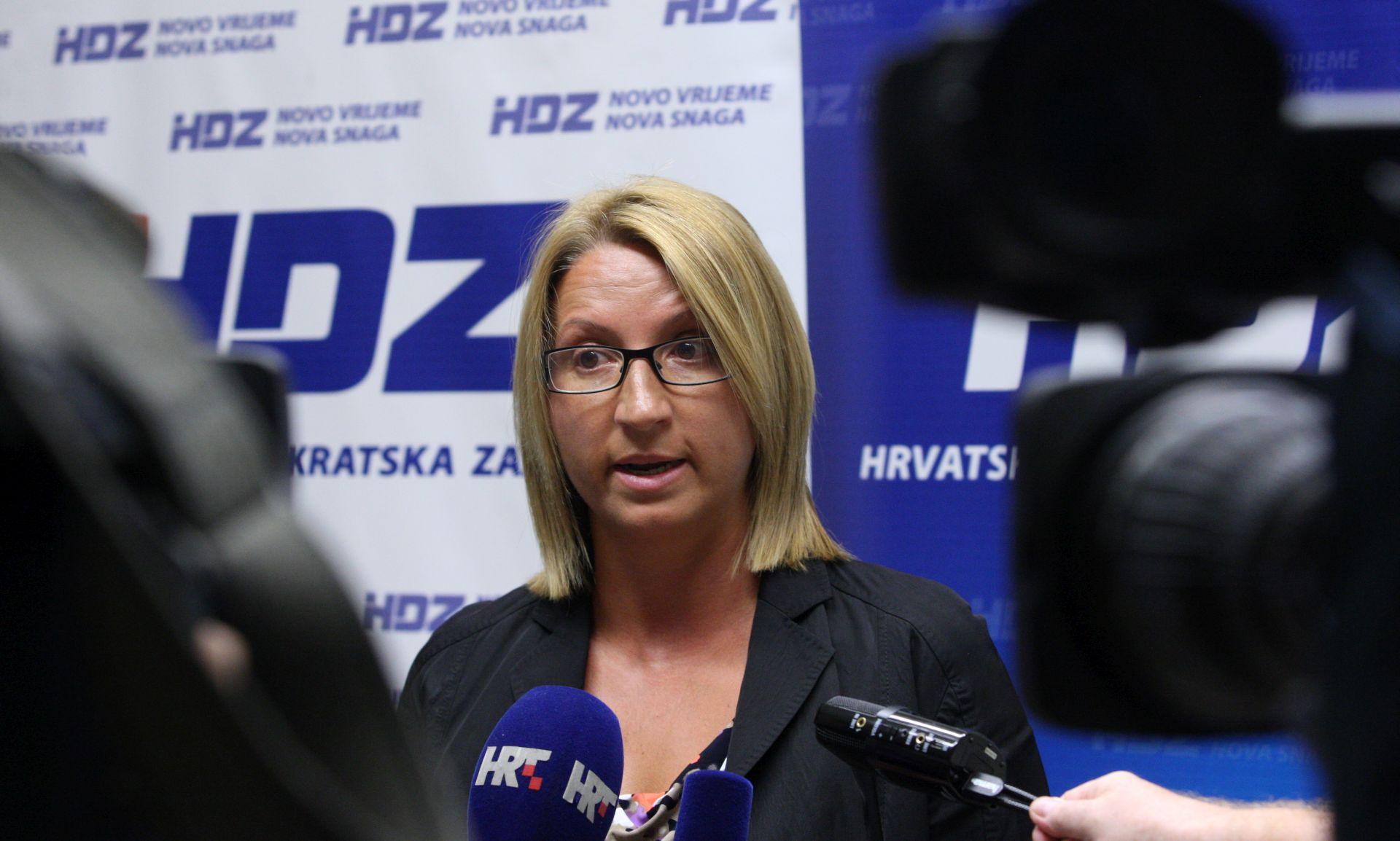 Ivana Maletić (HDZ): Vlada ne čini dovoljno za male i srednje poduzetnike