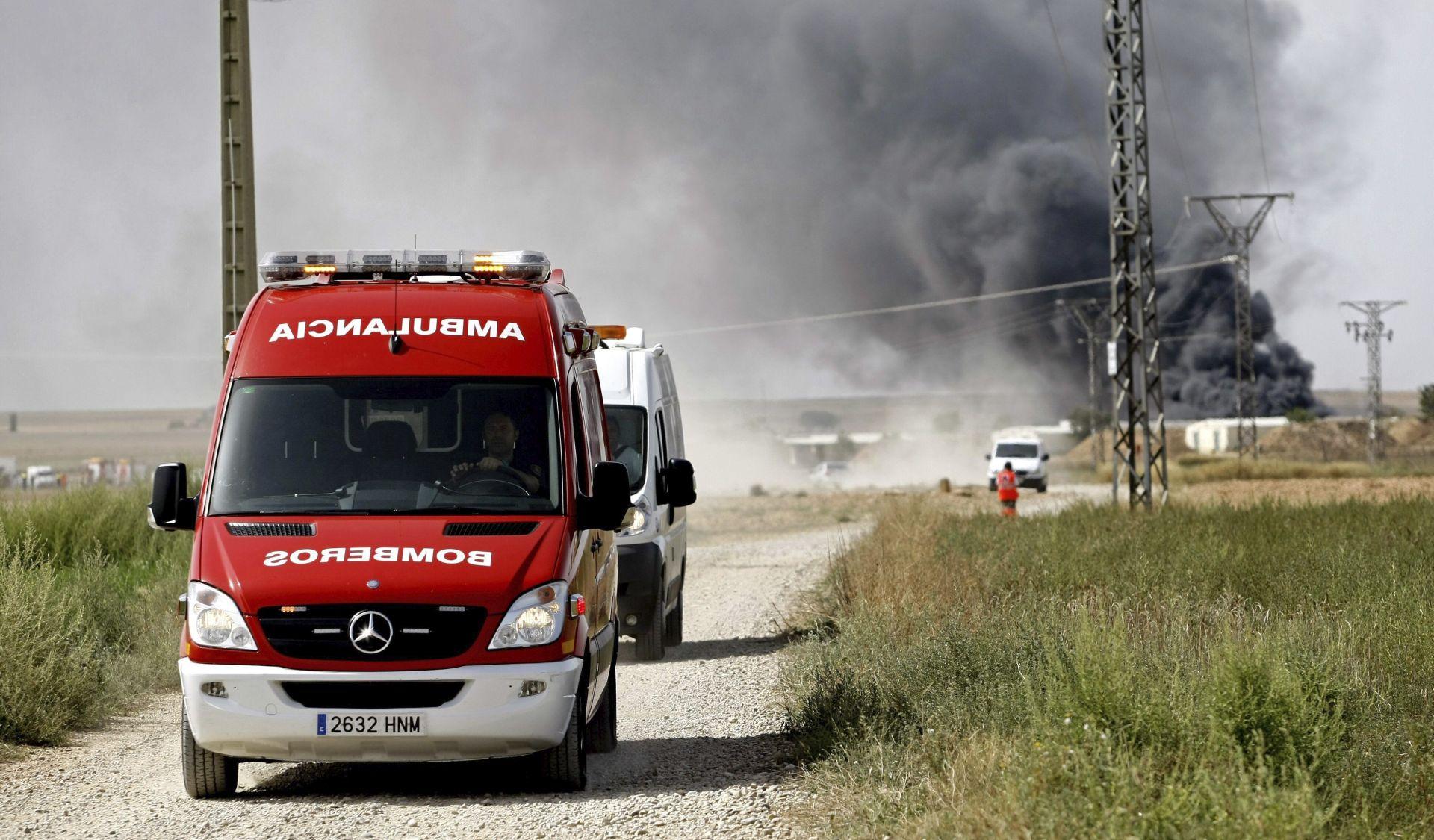 VIDEO: UZROK NEPOZNAT Eksplozija u španjolskoj tvronici vatrometa, ima poginulih i nestalih