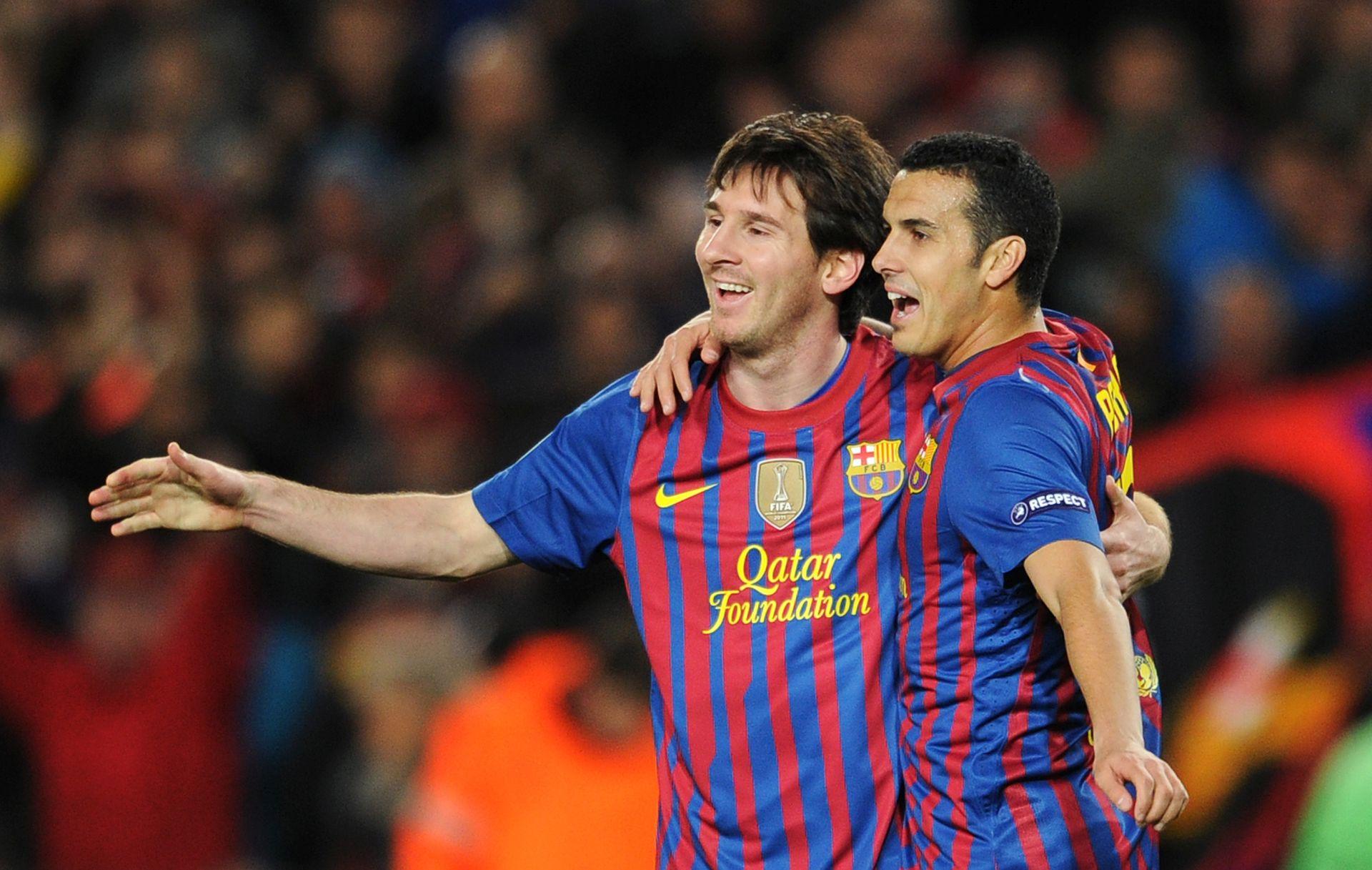 PEDRO PRESRETAN TRANSFEROM Leo Messi oprostio se od prijatelja i poželio mu sreću