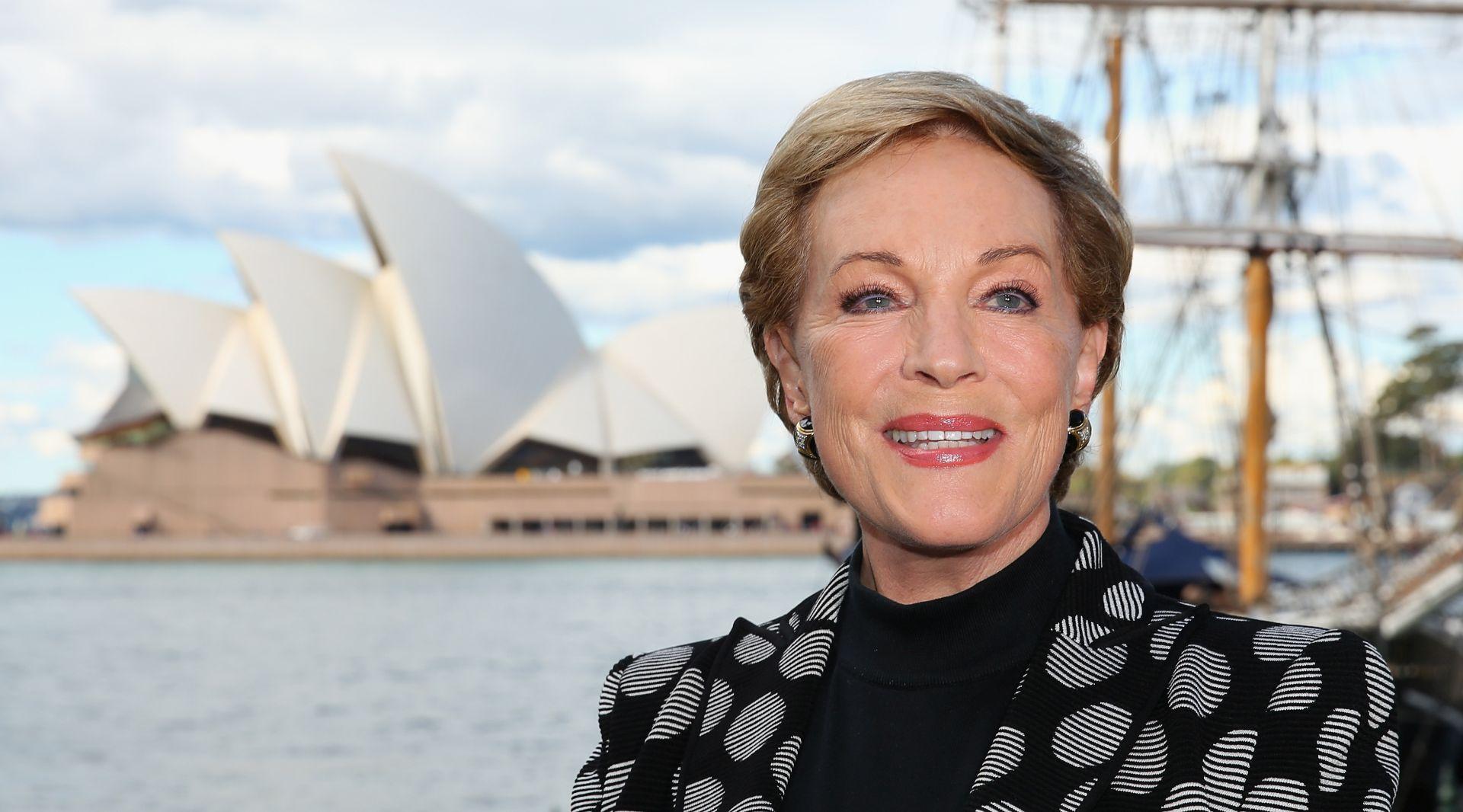 POVRATAK POČECIMA Julie Andrews režirat će mjuzikl 'My Fair Lady'