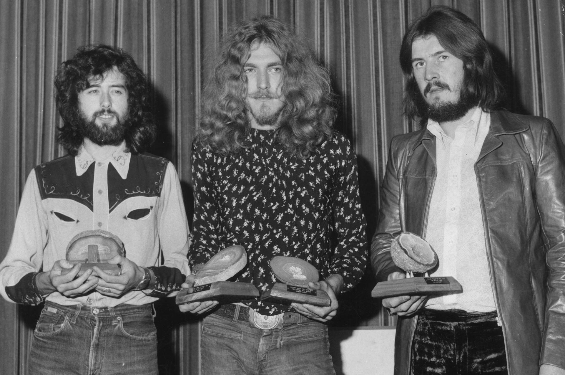Jimmy Page ne može predvidjeti ponovno okupljanje Led Zeppelina