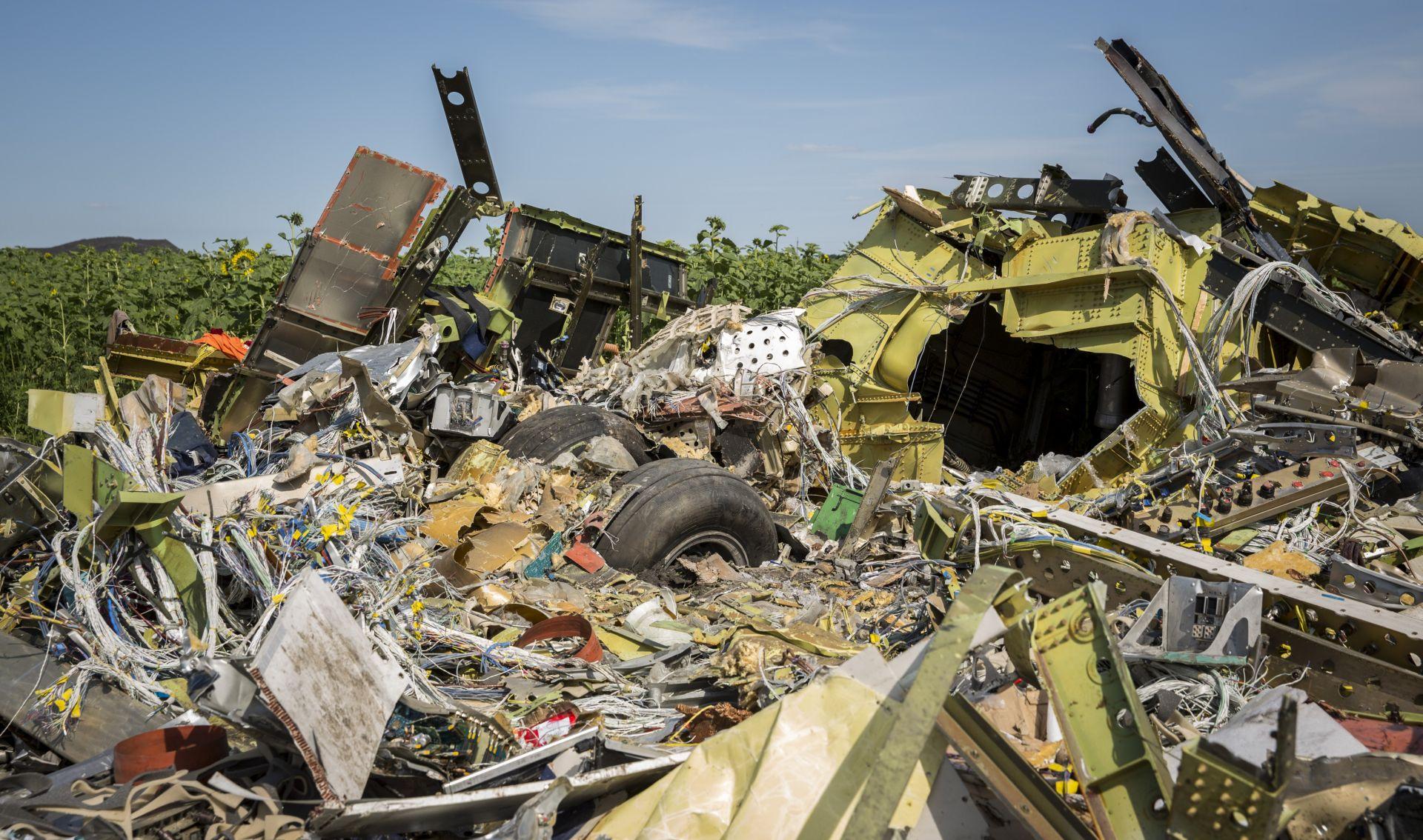 INCIDENT U UKRAJINI: Nizozemsko izvješće potvrdilo da je MH17 srušen ruskim projektilom BUK