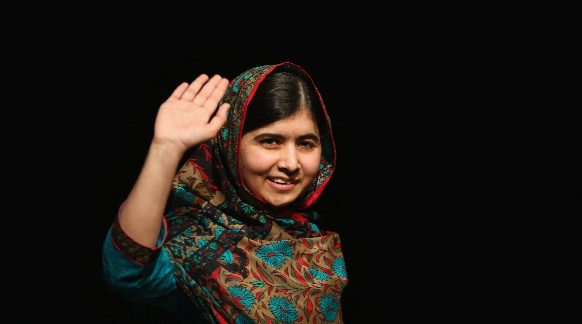 Nobelovka Malala s najboljim uspjehom položila ispit GSCE