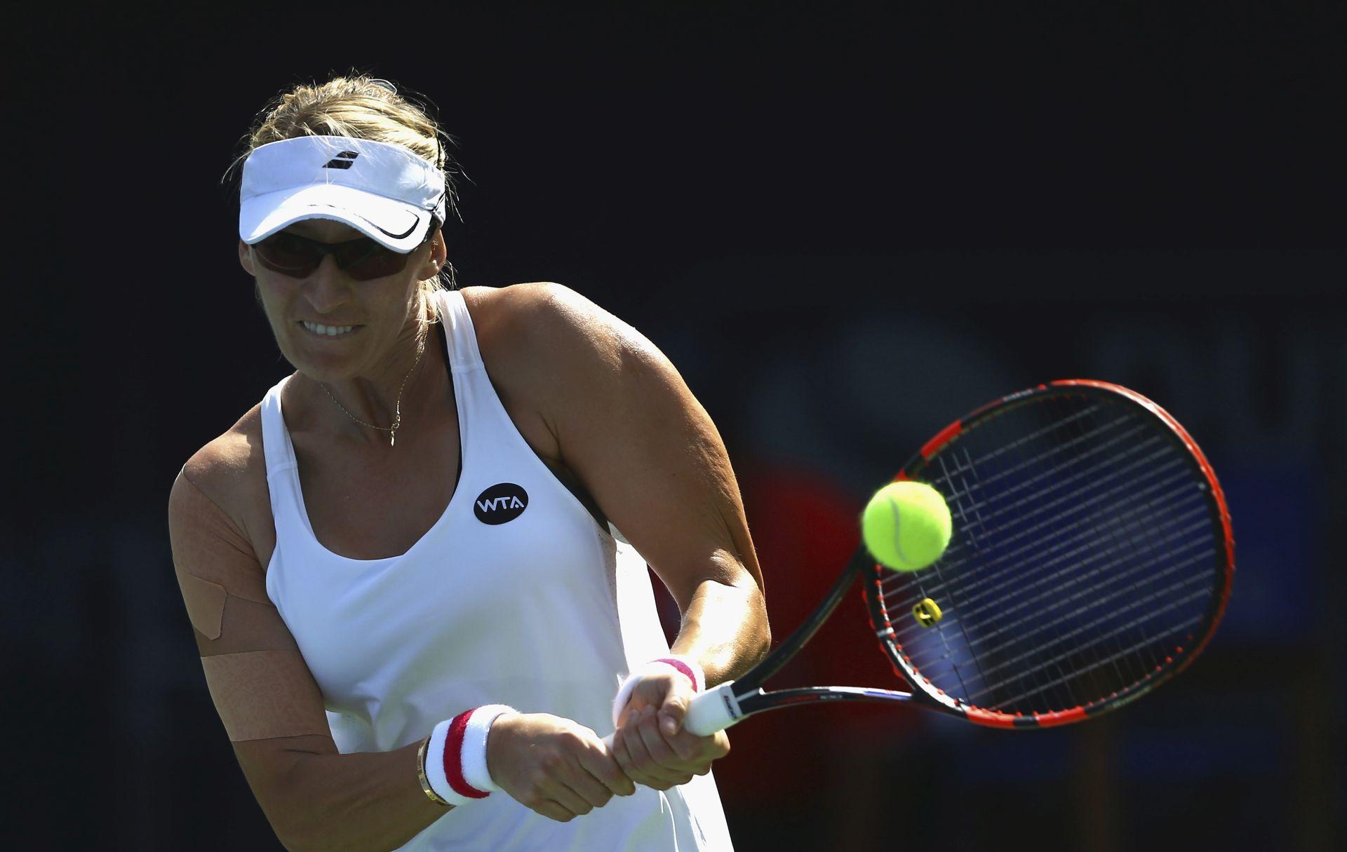 WTA TORONTO Dan nakon senzacije Lučić Baroni ispala u 2. kolu