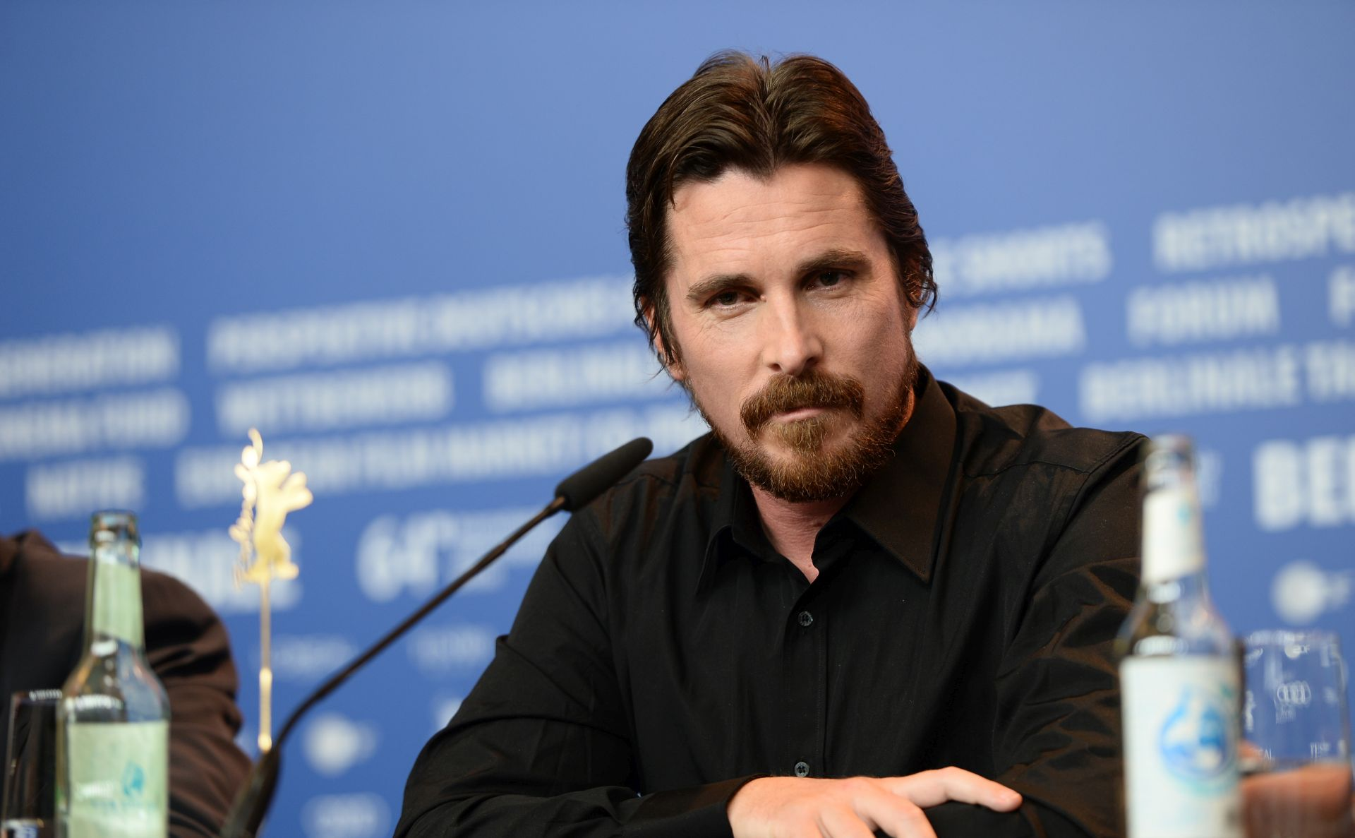 LUKSUZNI TALIJANSKI AUTOMOBIL Christian Bale u još neimenovanom filmu o Enzu Ferrariju