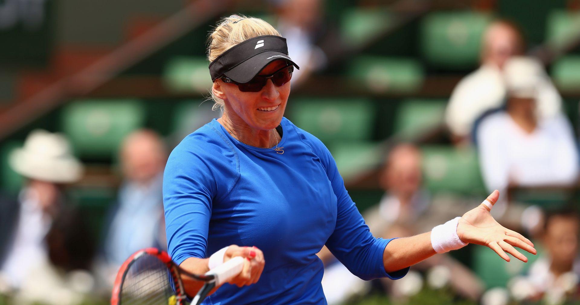 WTA CINCINNATI 'Lucky loser' Lučić Baroni poražena u drugom kolu
