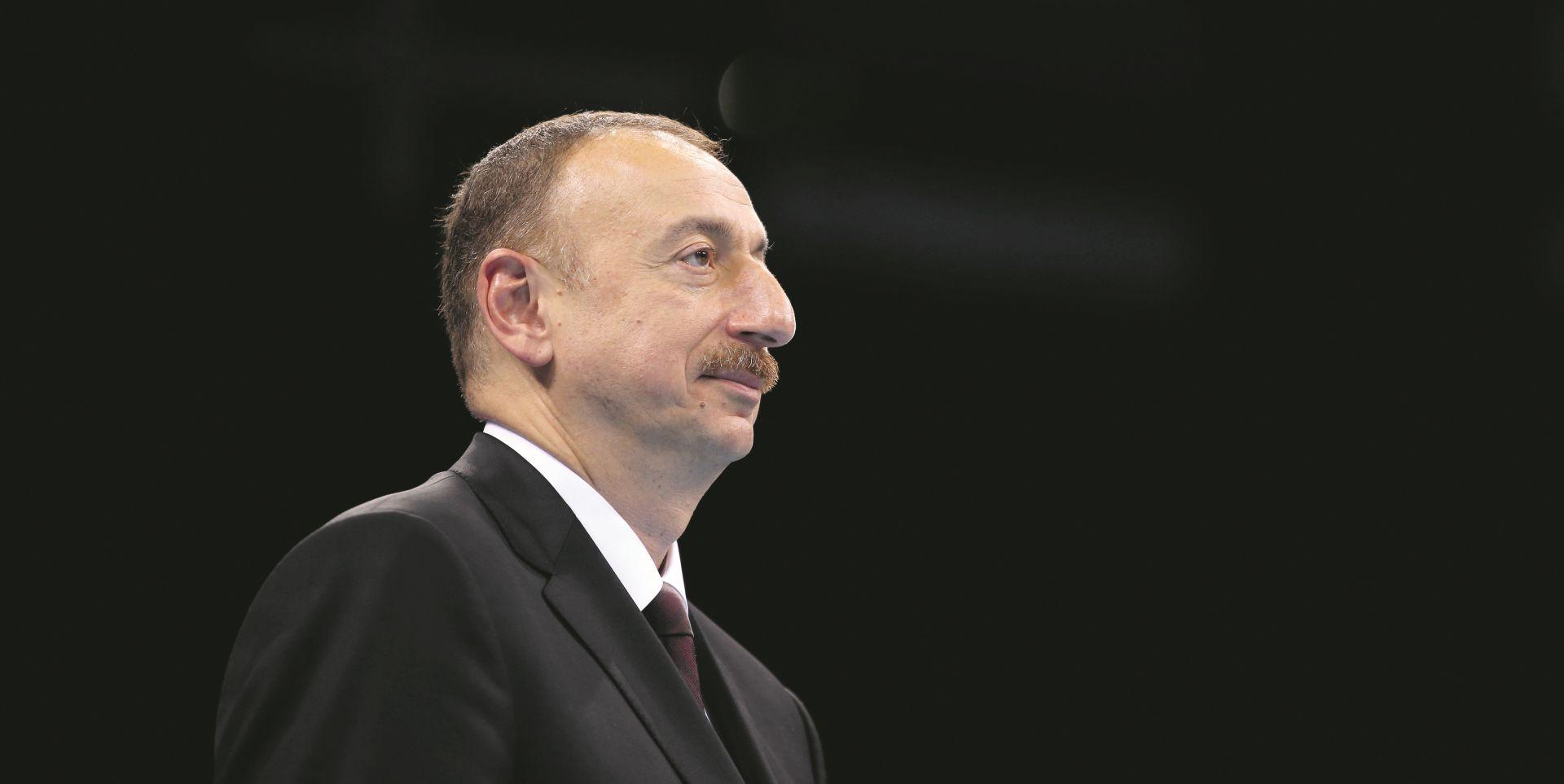 ILHAM ALIJEV: Gospodar života i smrti u Azerbajdžanu
