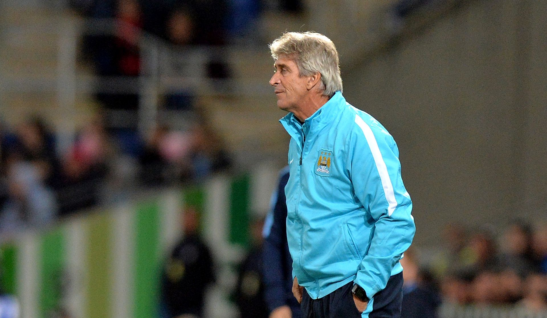 MNOGO BUKE NIZAŠTO Manuel Pellegrini produljio ugovor s Manchester Cityjem