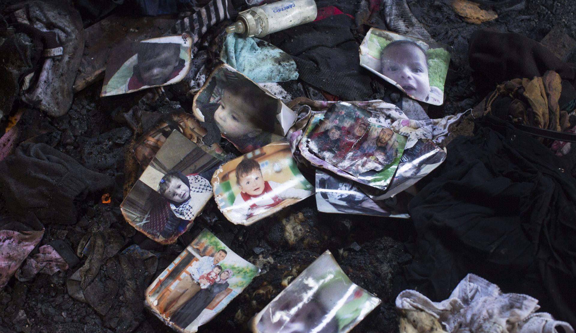 Umro otac palestinskog dječačića spaljenog prošli tjedan