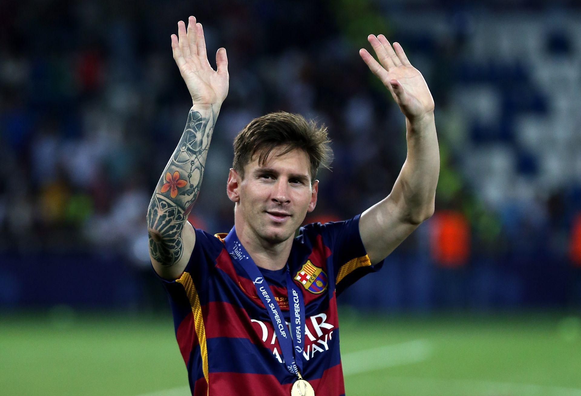 MAGIČNI TROJAC Za naslov najboljeg u Europi bore se Messi, Ronaldo i Suarez