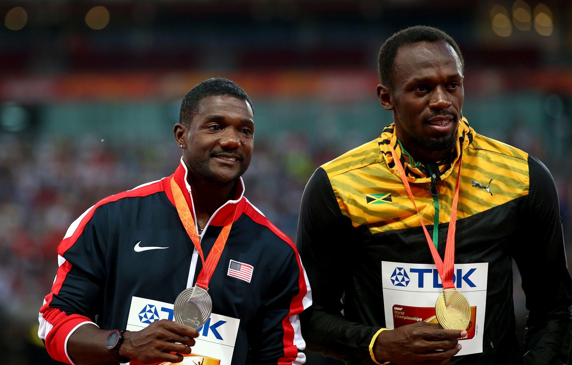NOVA 'BITKA' VEĆ SUTRA Bolt i Gatlin dominirali polufinalima na 200 metara