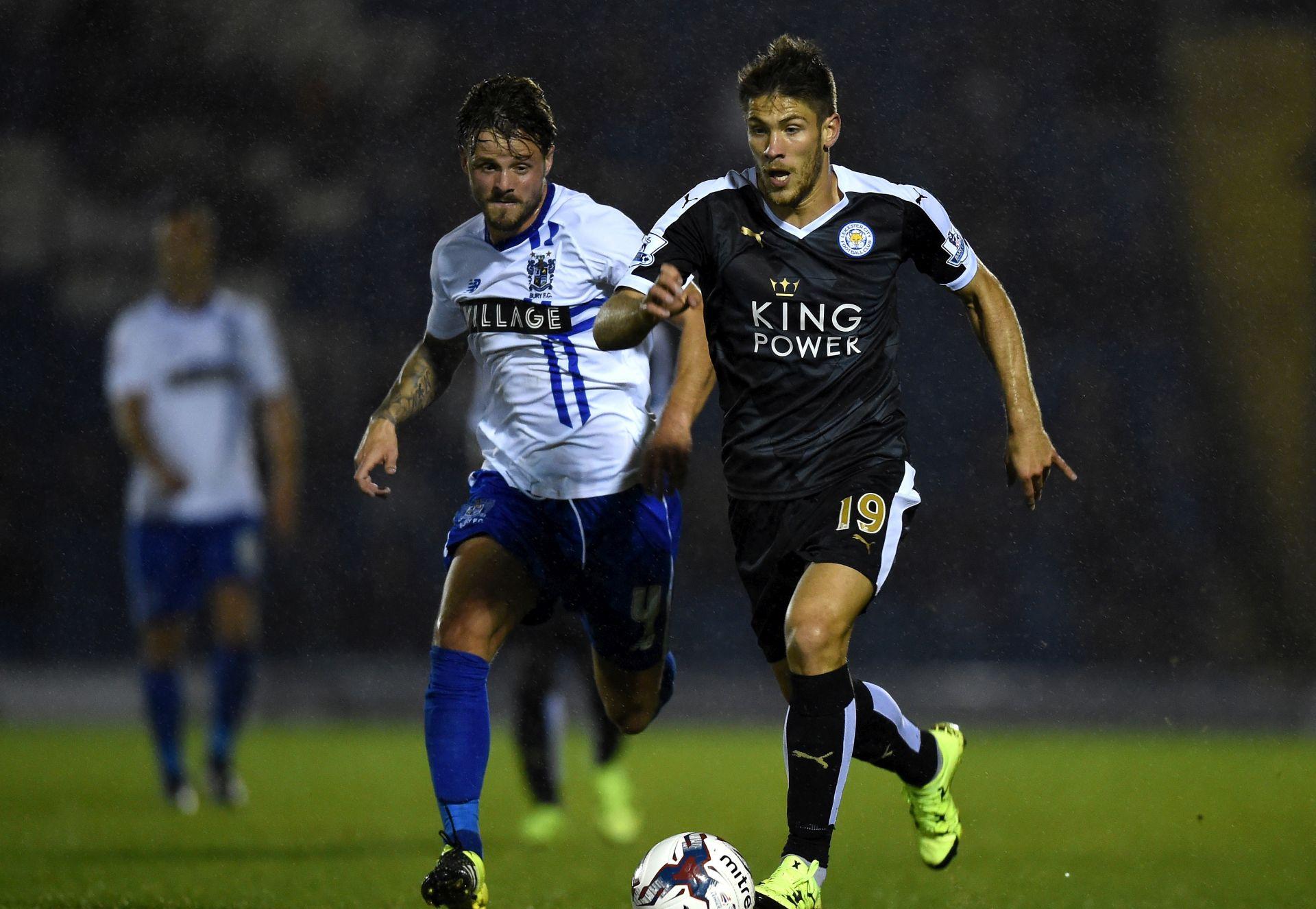 PRVIJENAC SEZONE Andrej Kramarić strijelac za Leicester u Liga kupu