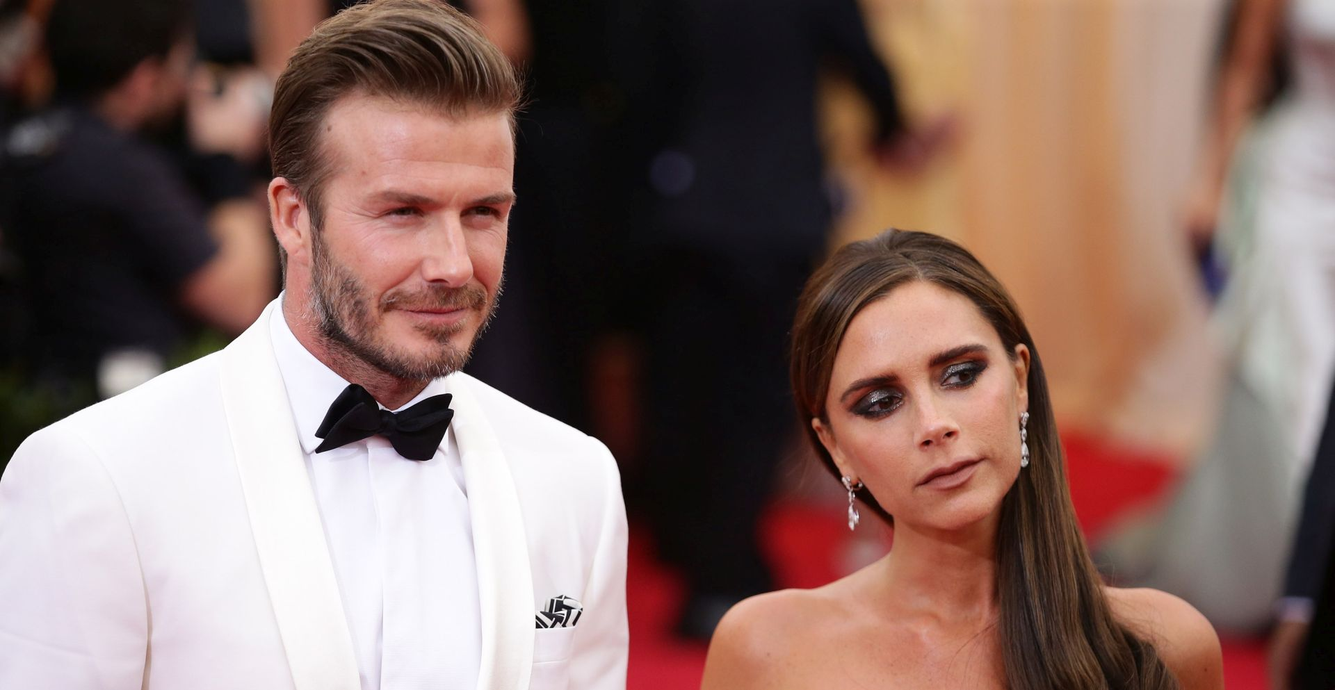 FOTO: David i Victoria Beckham na različite načine reagirali na kritike medija o roditeljstvu
