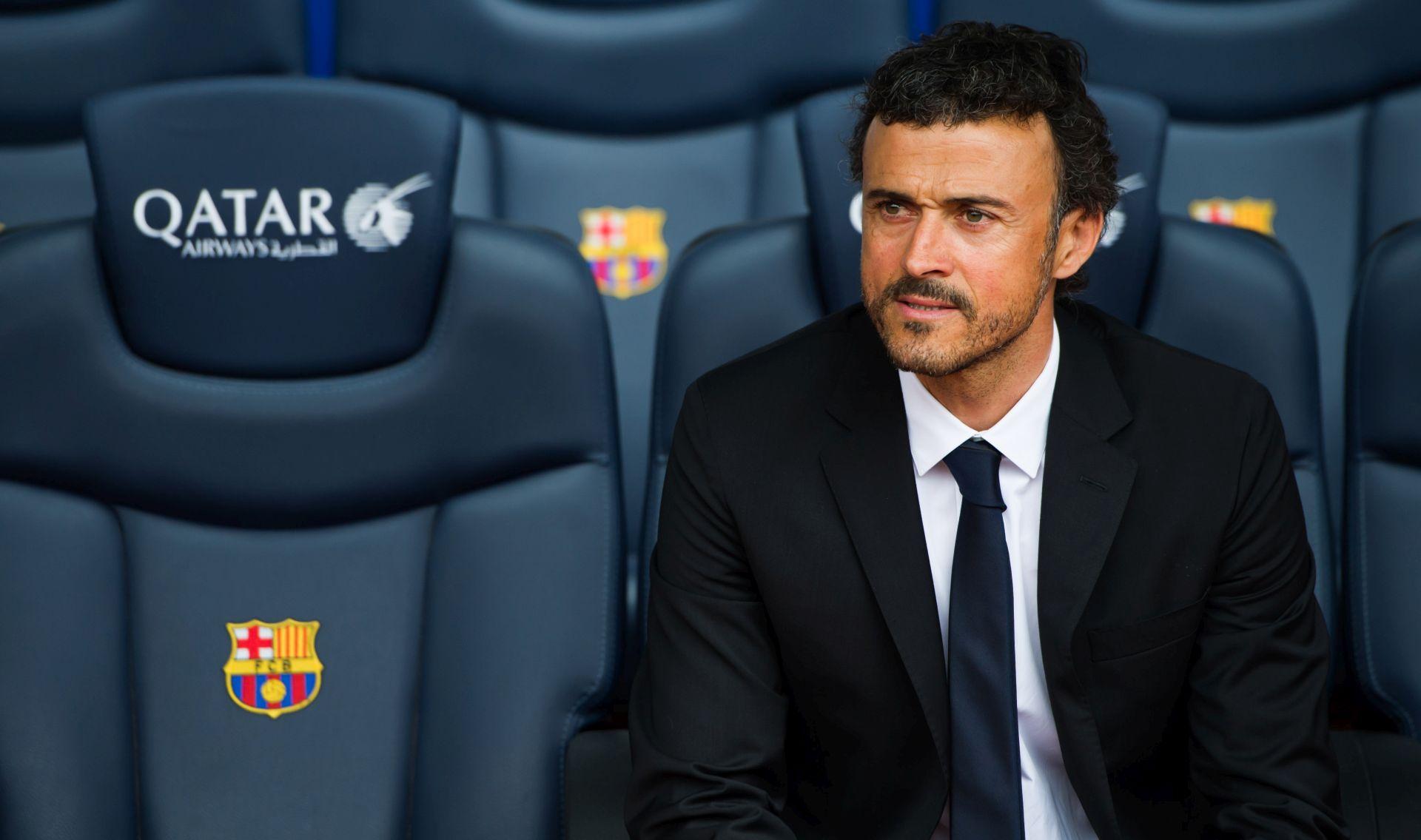 Luis Enrique napušta klupu Barcelone na kraju sezone