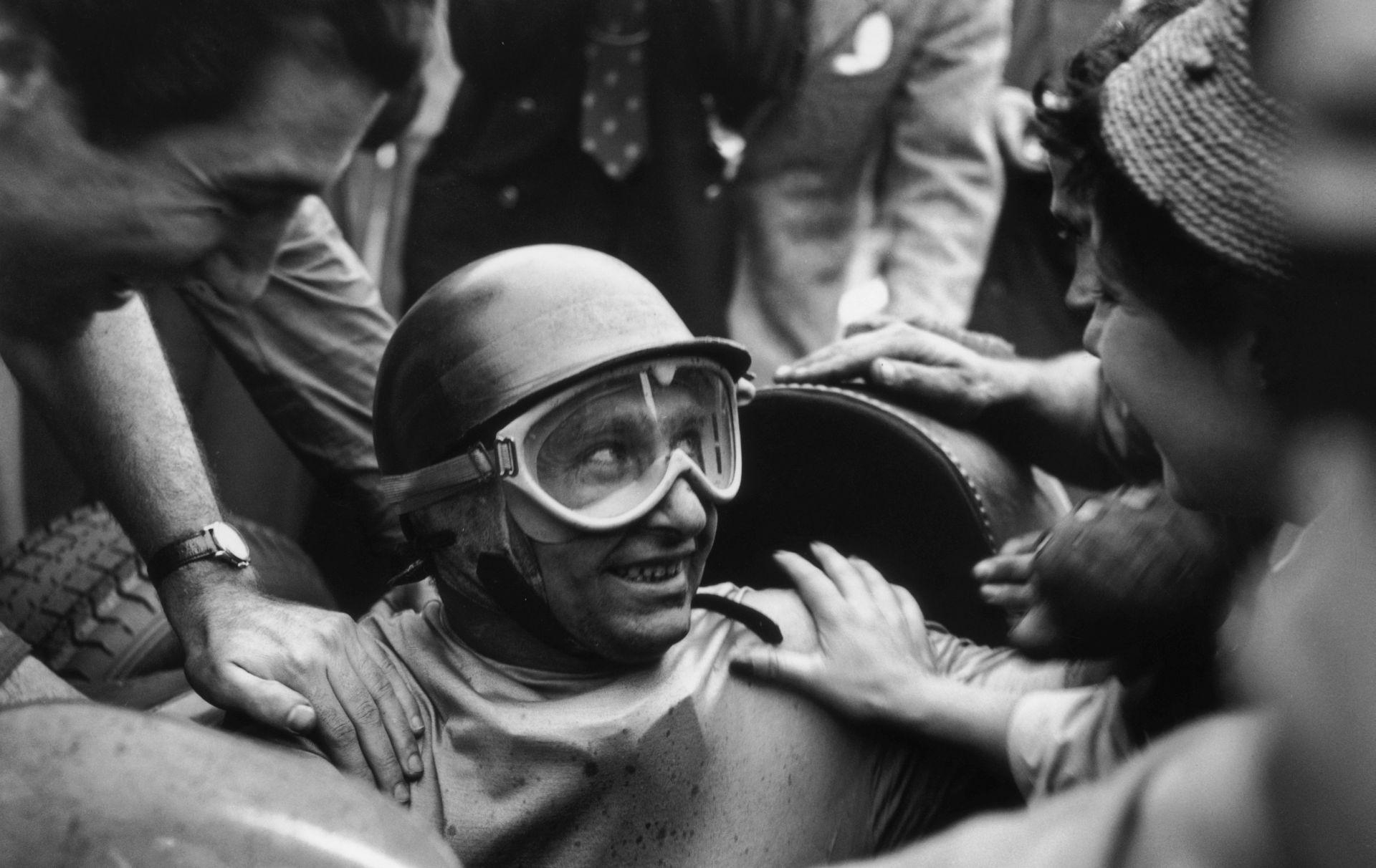 20 GODINA NAKON SMRTI Tijelo slavnog vozača Fangija biti će eshumirano zbog testa očinstva