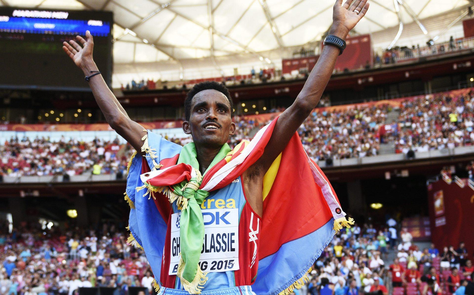 Tinejdžer osvojio zlato u maratonu za Eritreju