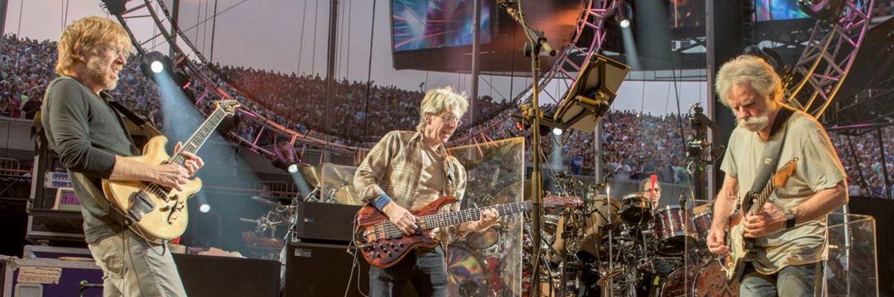 OPET OKUPLJANJE Tri člana rock banda Grateful Dead održat će koncert