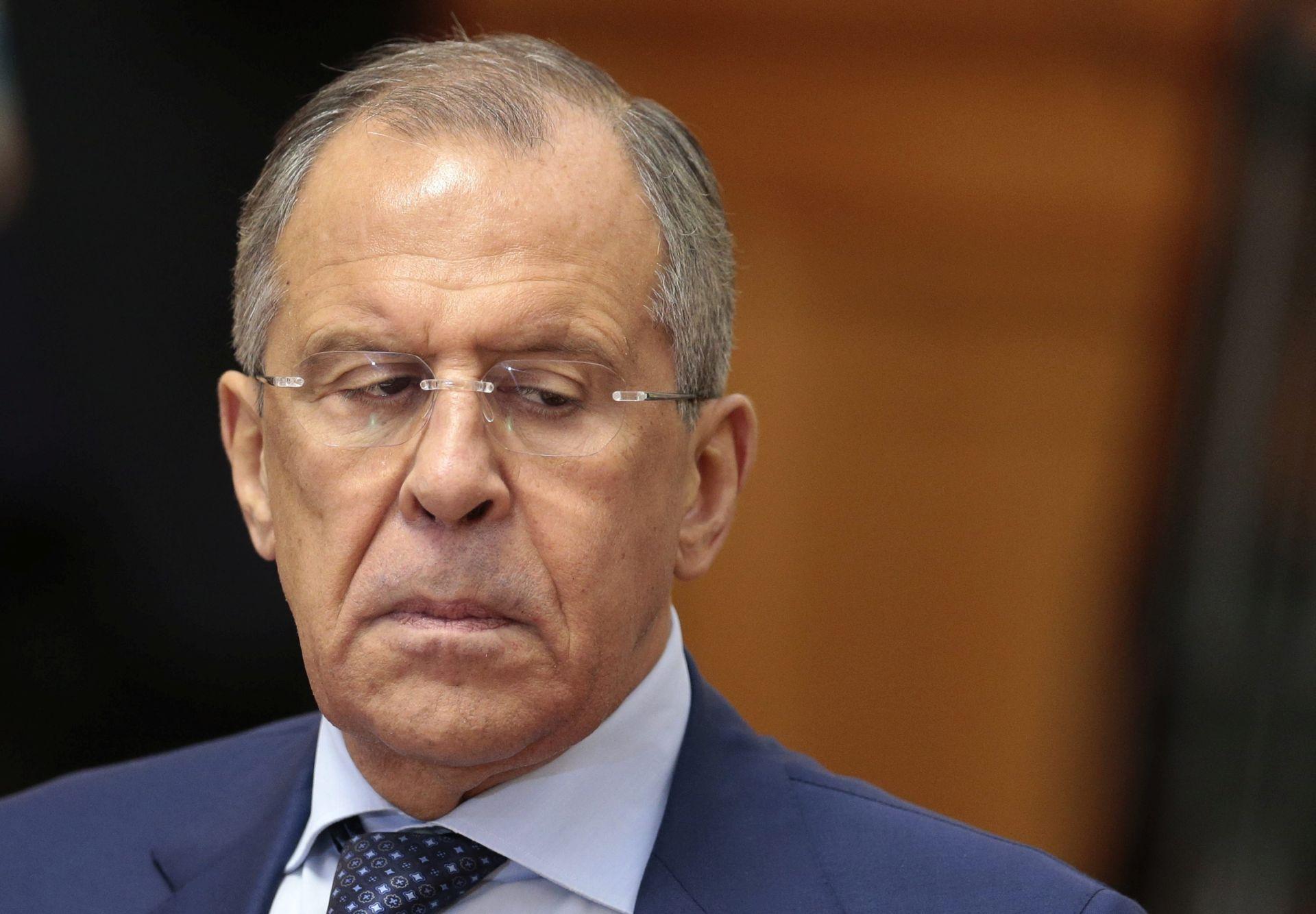 RUSKI ŠEF DIPLOMACIJE Lavrov: Obama nije govorio istinu o raketnom štitu