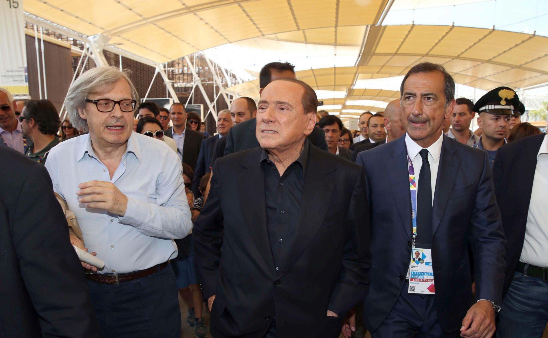 MILAN TRENUTNO OSMI Berlusconi: Vjerujem li još uvijek u Mihajlovića? Naravno