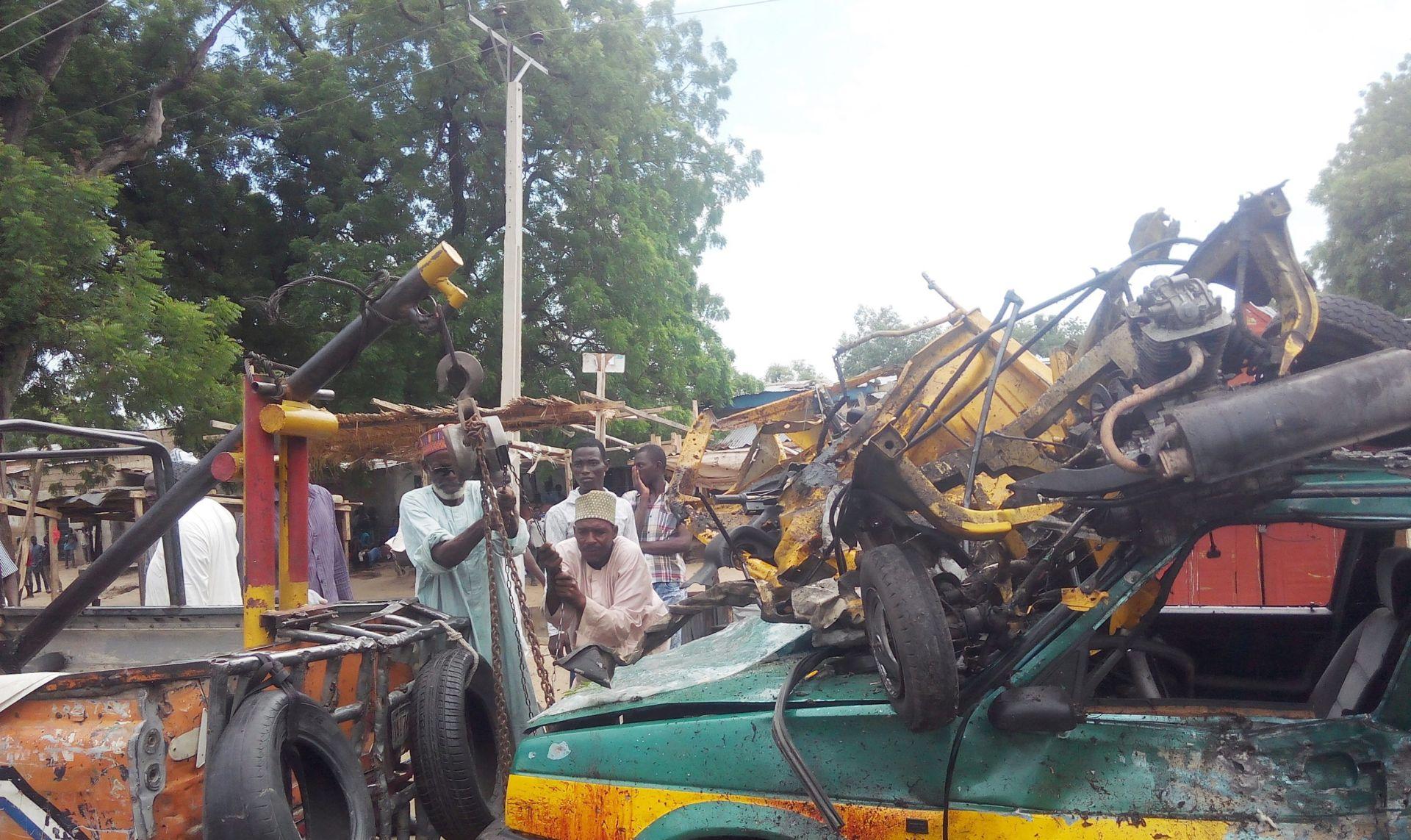 EKSPLOZIJA NA TRŽNICI U Nigeriji poginulo najmanje 47 ljudi