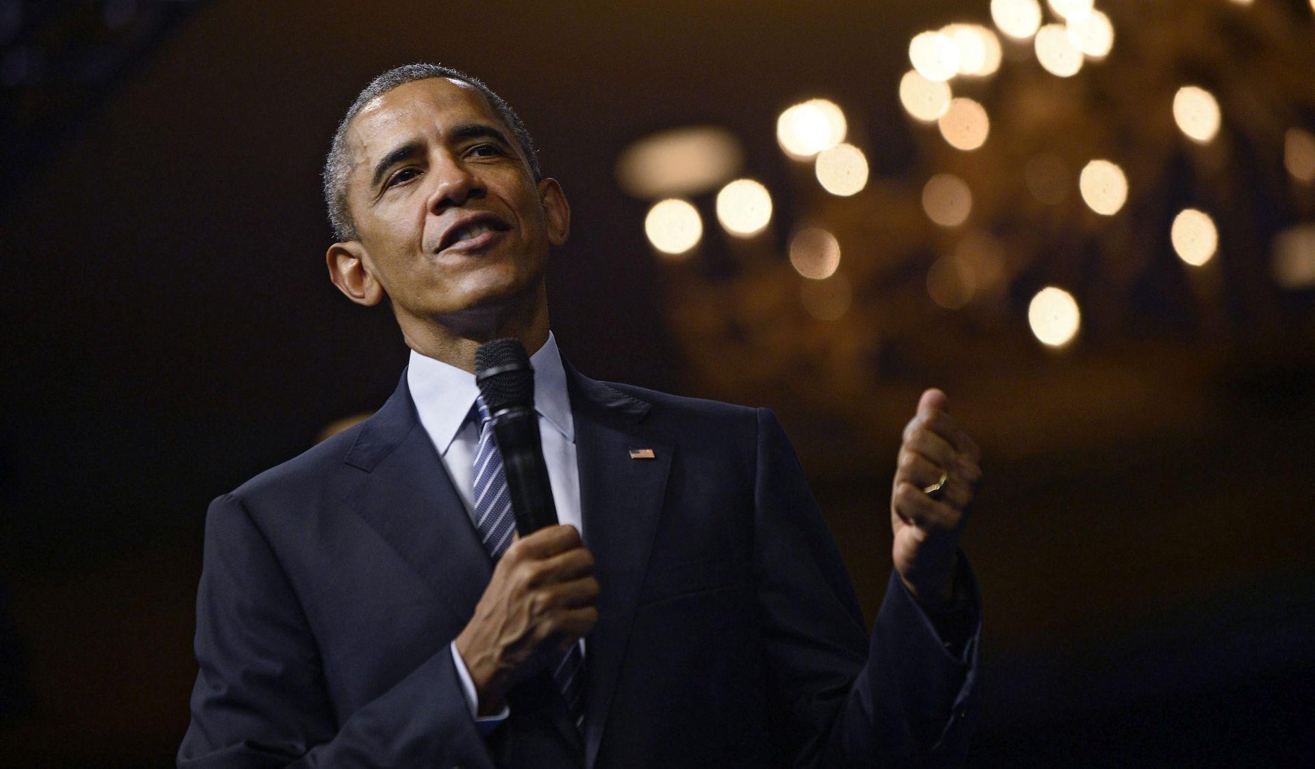 PLAN B NE POSTOJI Barack Obama objavio plan za čistu energiju