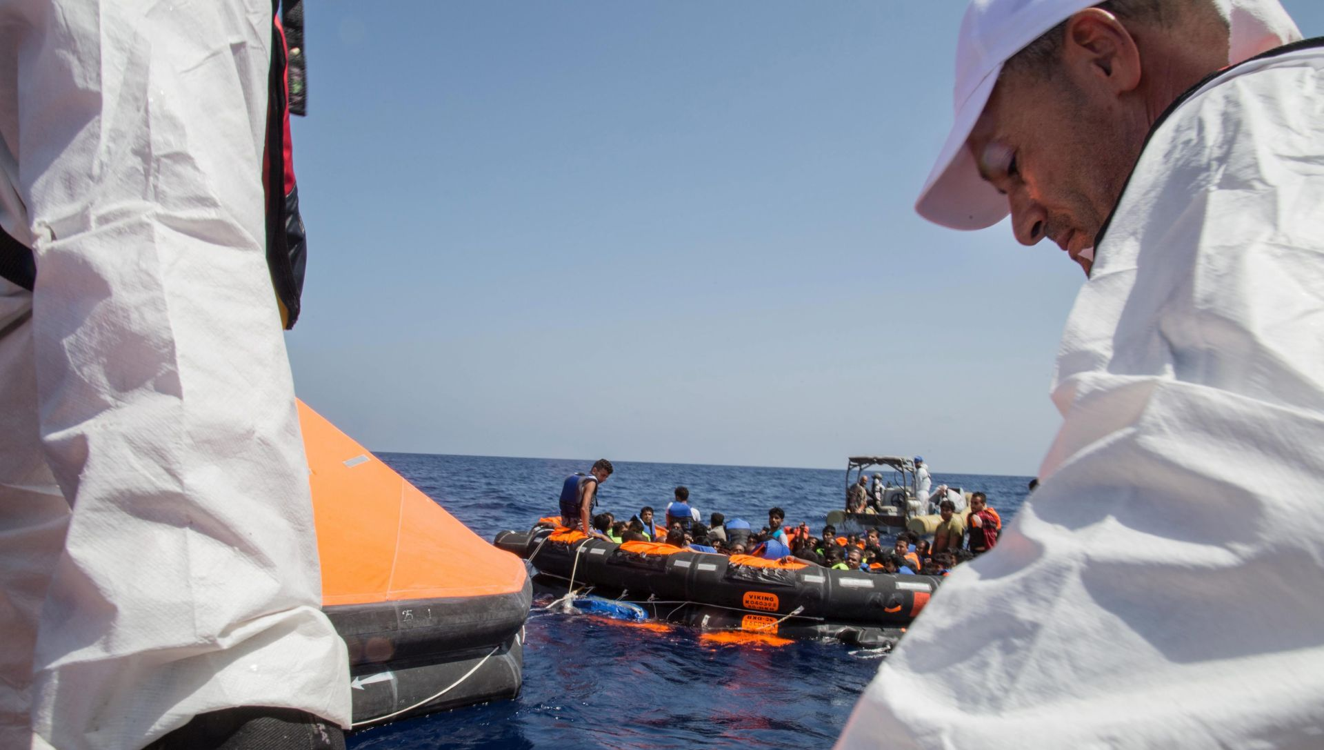 Potraga za preživjelima nakon brodoloma u Sredozemlju se nastavlja