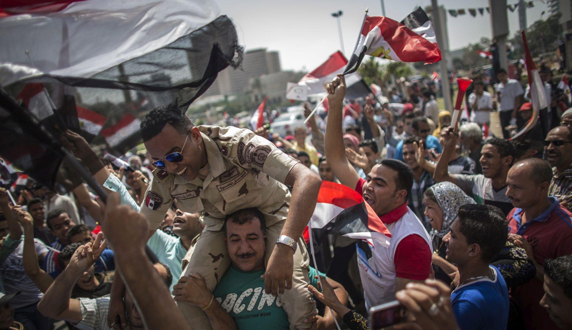 TREBAO BI POTAKNUTI GOSPODARSKI ZAOKRET Svečanost otvaranja novog kraka Sueskog kanala