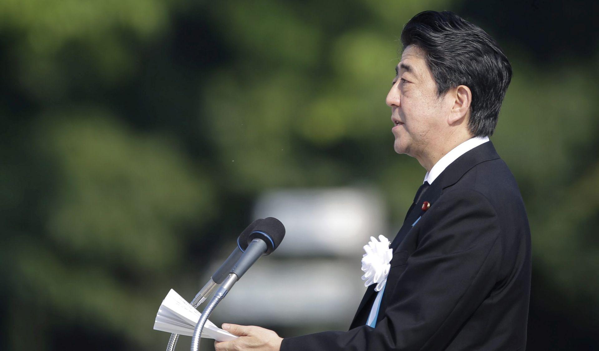 Abe će izraziti žaljenje u govoru o imperijalističkoj prošlosti Japana
