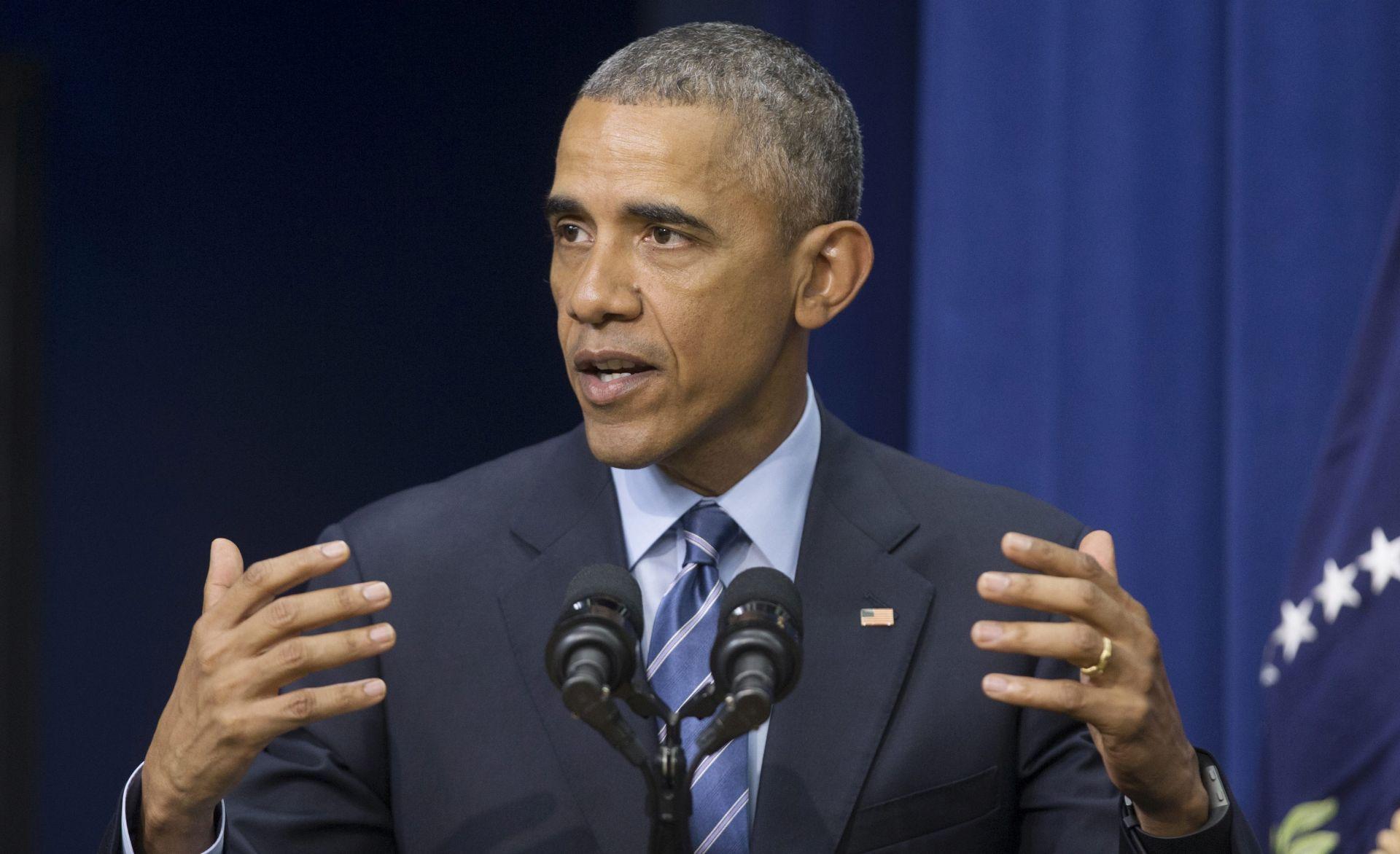 Obama pozvao Vučića na summit o borbi protiv terorizma