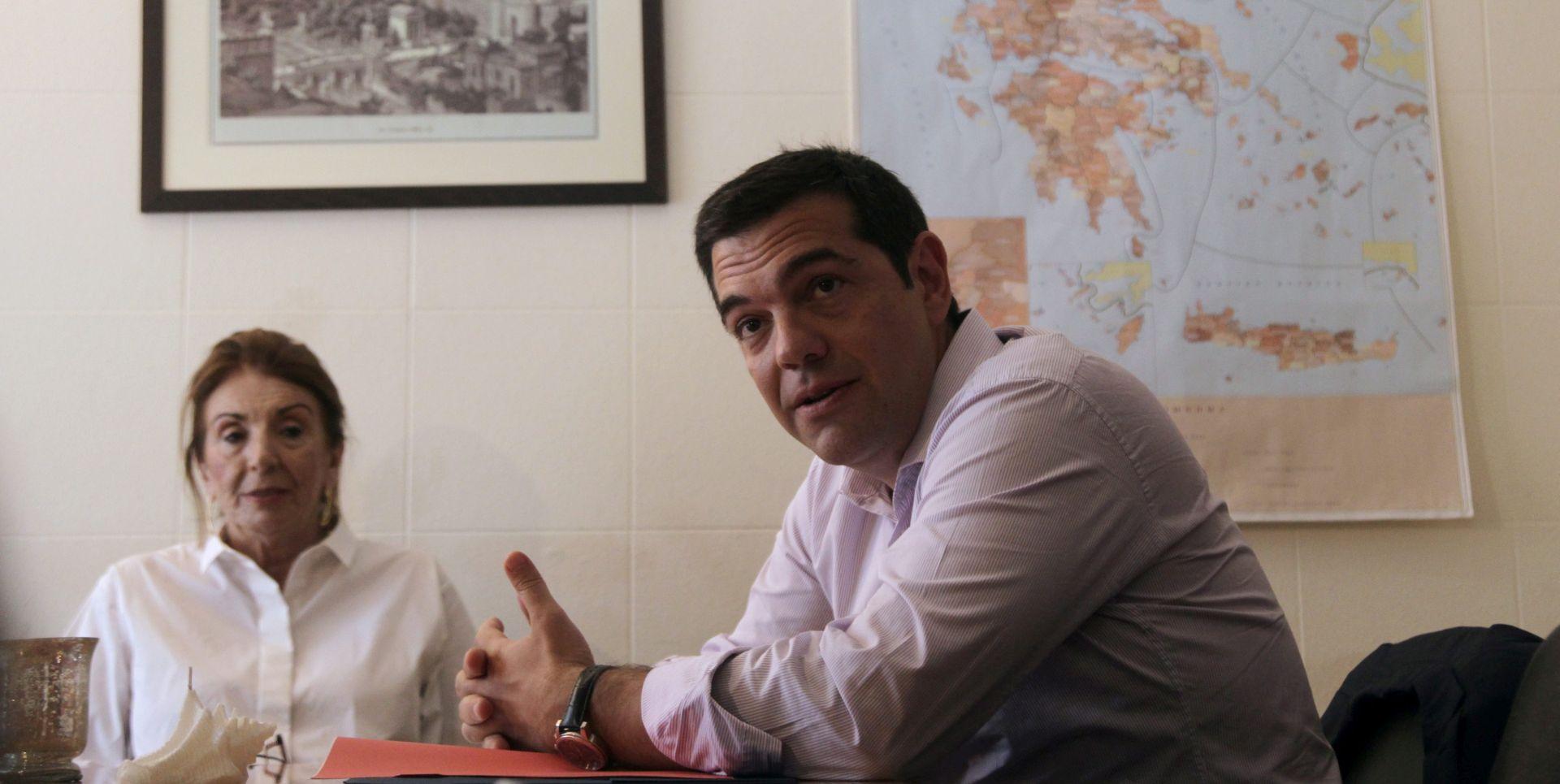 NAKON MINISTARSKE SJEDNICE Cipras obećao bolju skrb za migrante u Grčkoj