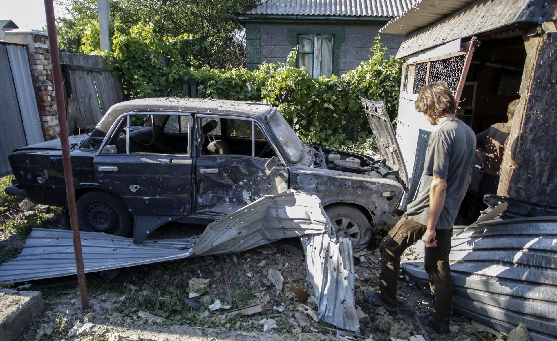EUROPSKA UNIJA: Krši se primirje i obnavlja sukob u Ukrajini