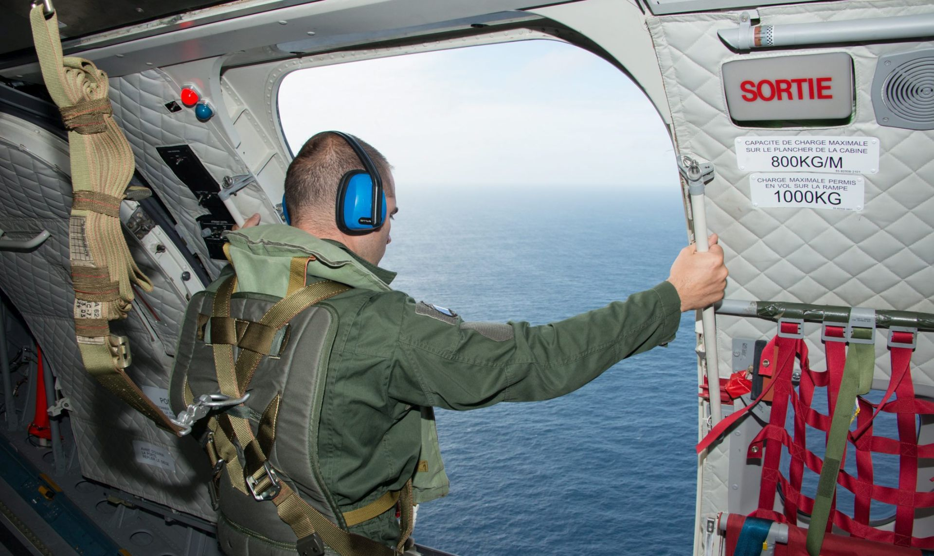 Francuska prekinula potragu za ostacima zrakoplova na La Reunionu