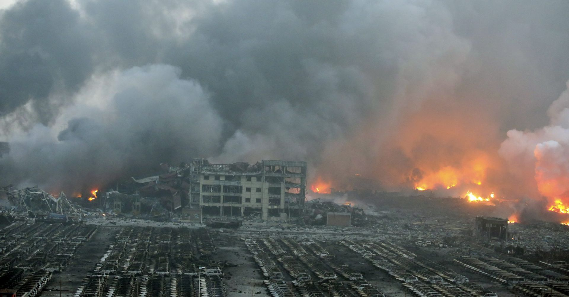 POGINULO 139 OSOBA Uhićenja u Kini zbog umiješanosti u eksplozije u Tianjinu