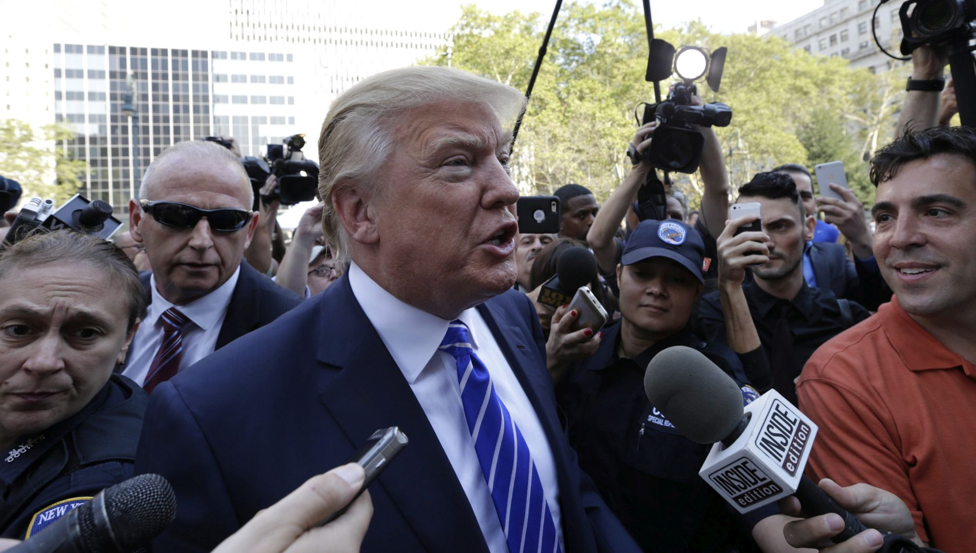 NA RED DOŠAO I KIM JONG-UN Trump: On je ili luđak ili genije, puno je nestabilniji od svog oca