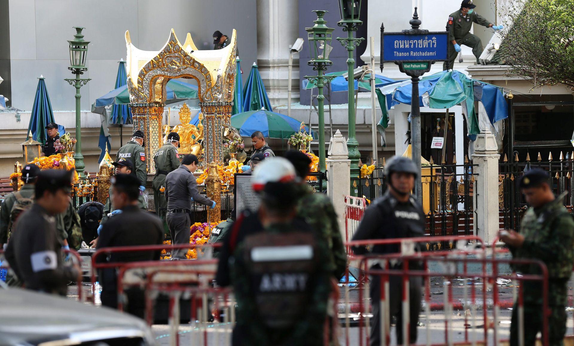 EKPLOZIJA U BANGKOKU Dvojica osumnjičenih se javila policiji, oslobođeni optužbi