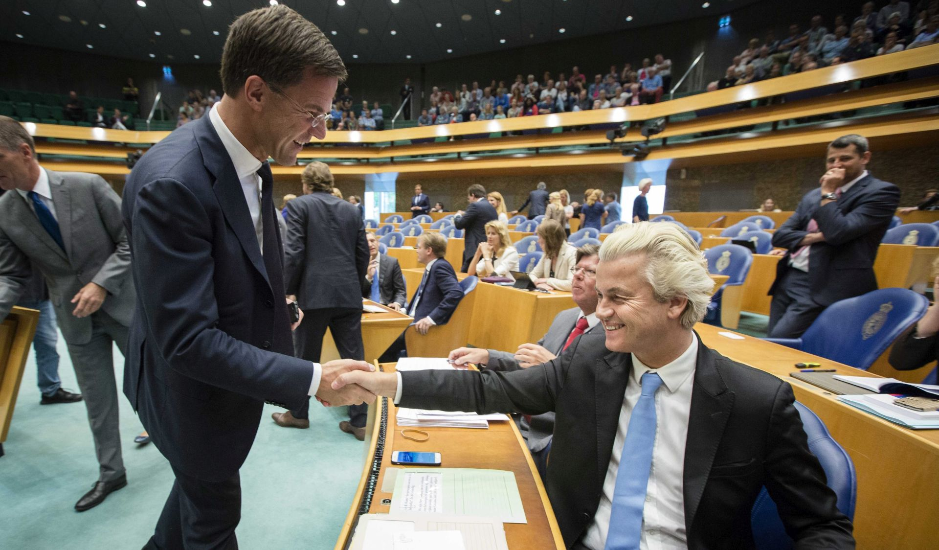 """NIZOZEMSKA DESNICA: Wilders nazvao val izbjeglica koje dolaze u Europu """"islamskom invazijom"""""""