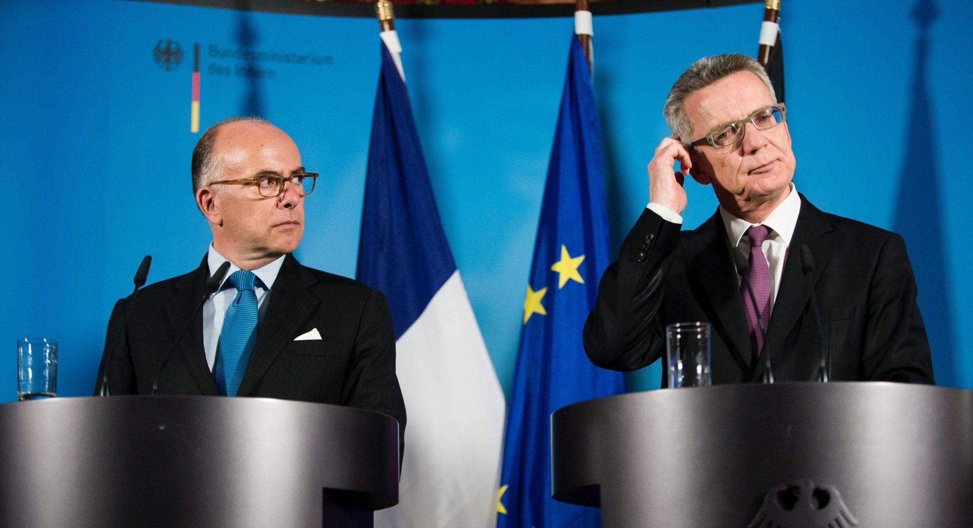 IMIGRANTSKA KRIZA Europsku komisiju razljutile francusko-njemačke kritike