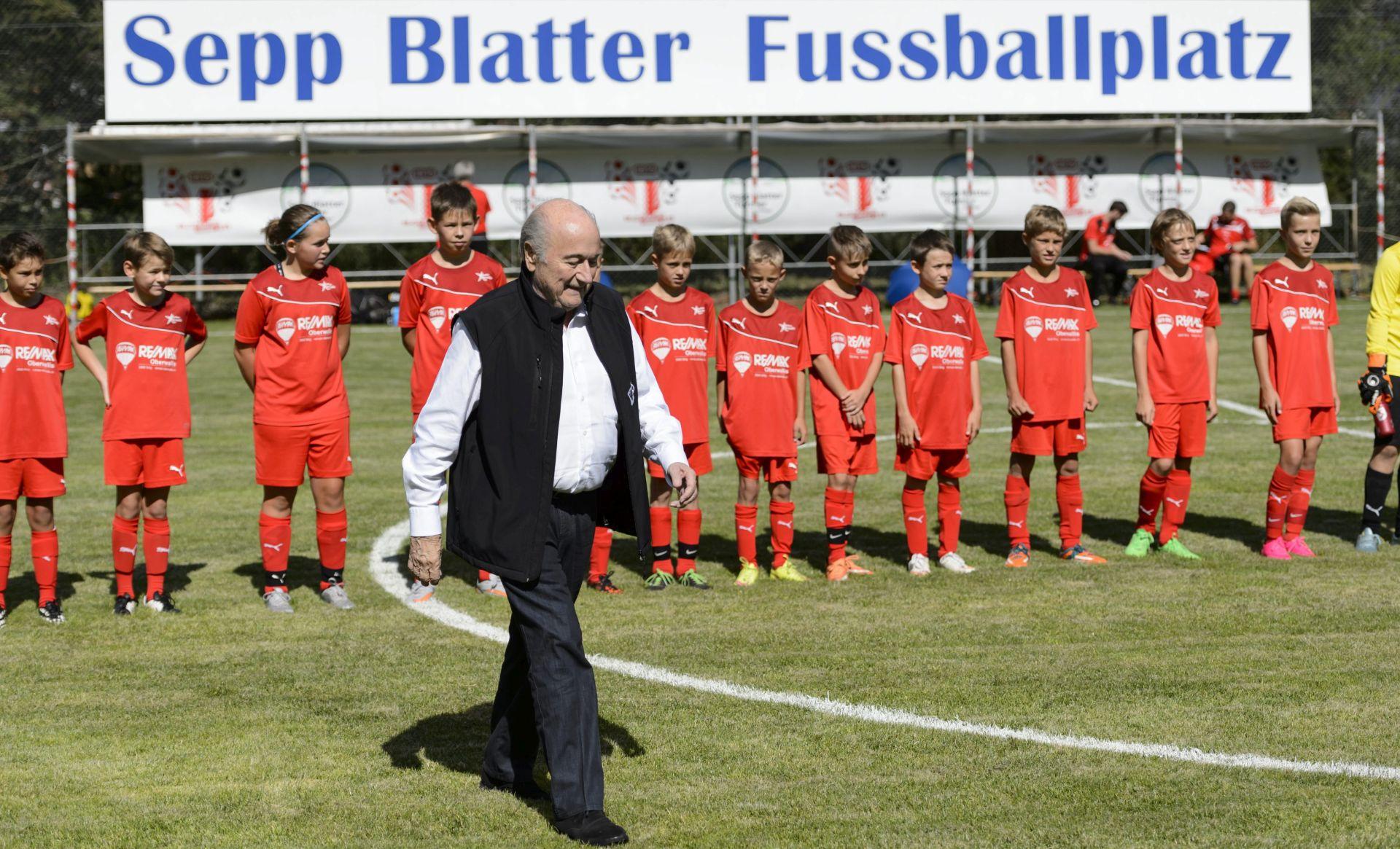Sepp Blatter: Cijenit će me kad odem i shvatiti da su bili u krivu